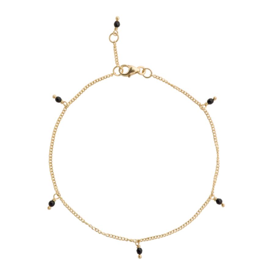 Bilde av ANNA + NINA Essentials Bracelet 18 2M907010GP (Size: 18 cm)