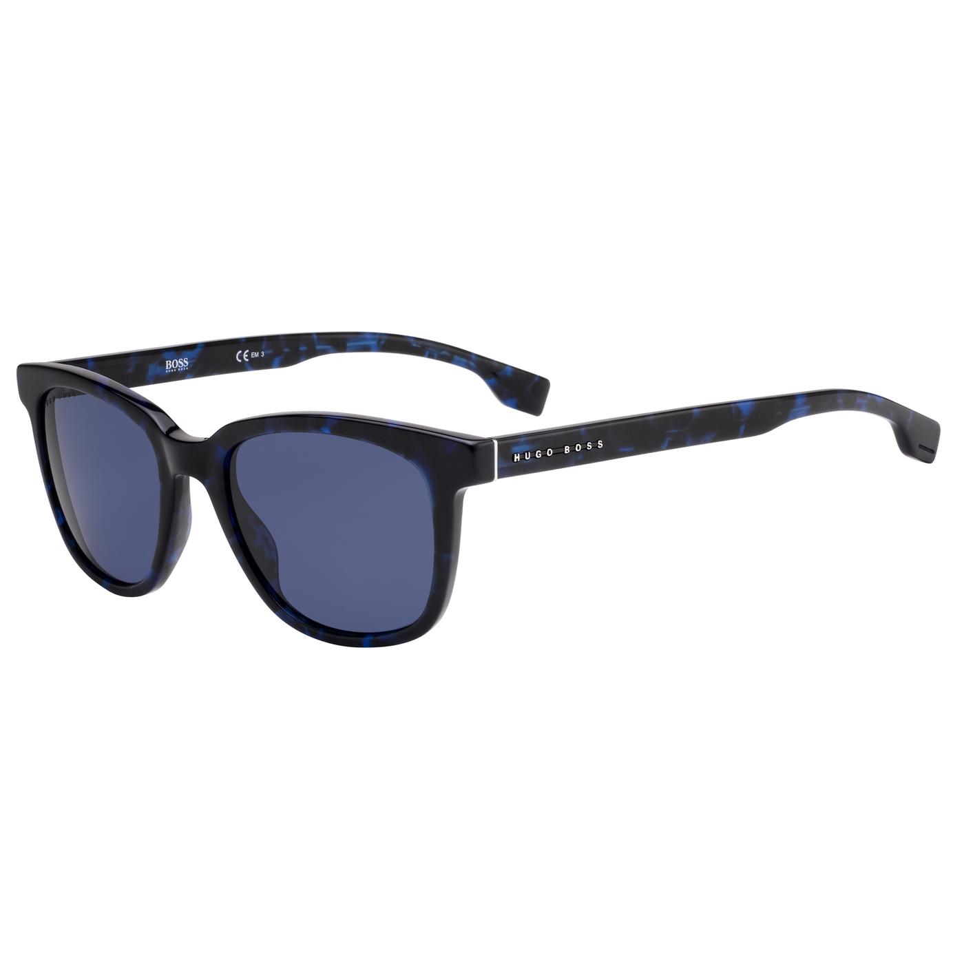 Bilde av Boss Blue Havana Sunglasses BOSS 1037S JBW 51 KU