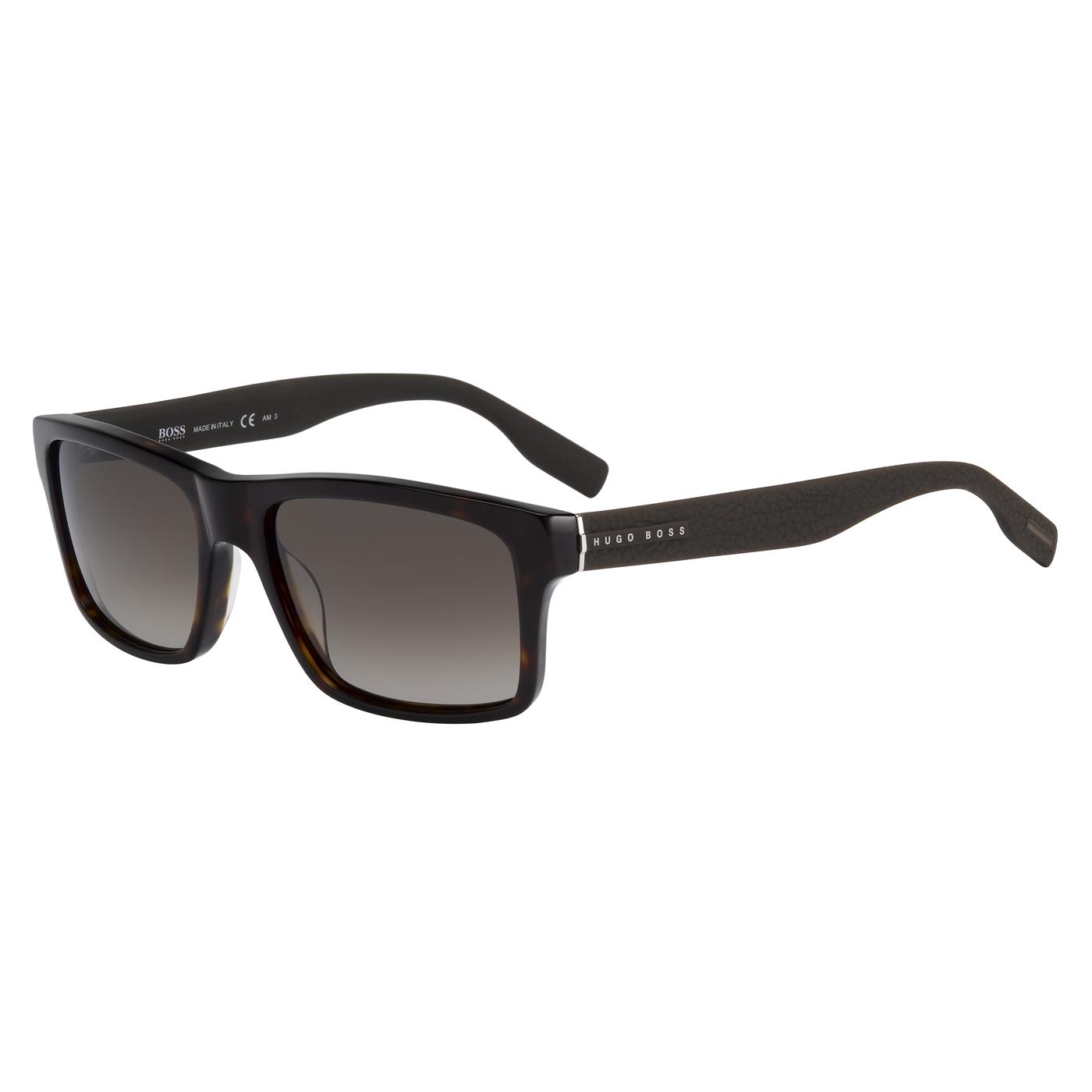Bilde av Boss Dark Havana Sunglasses BOSS 0509NS 086 55 HA