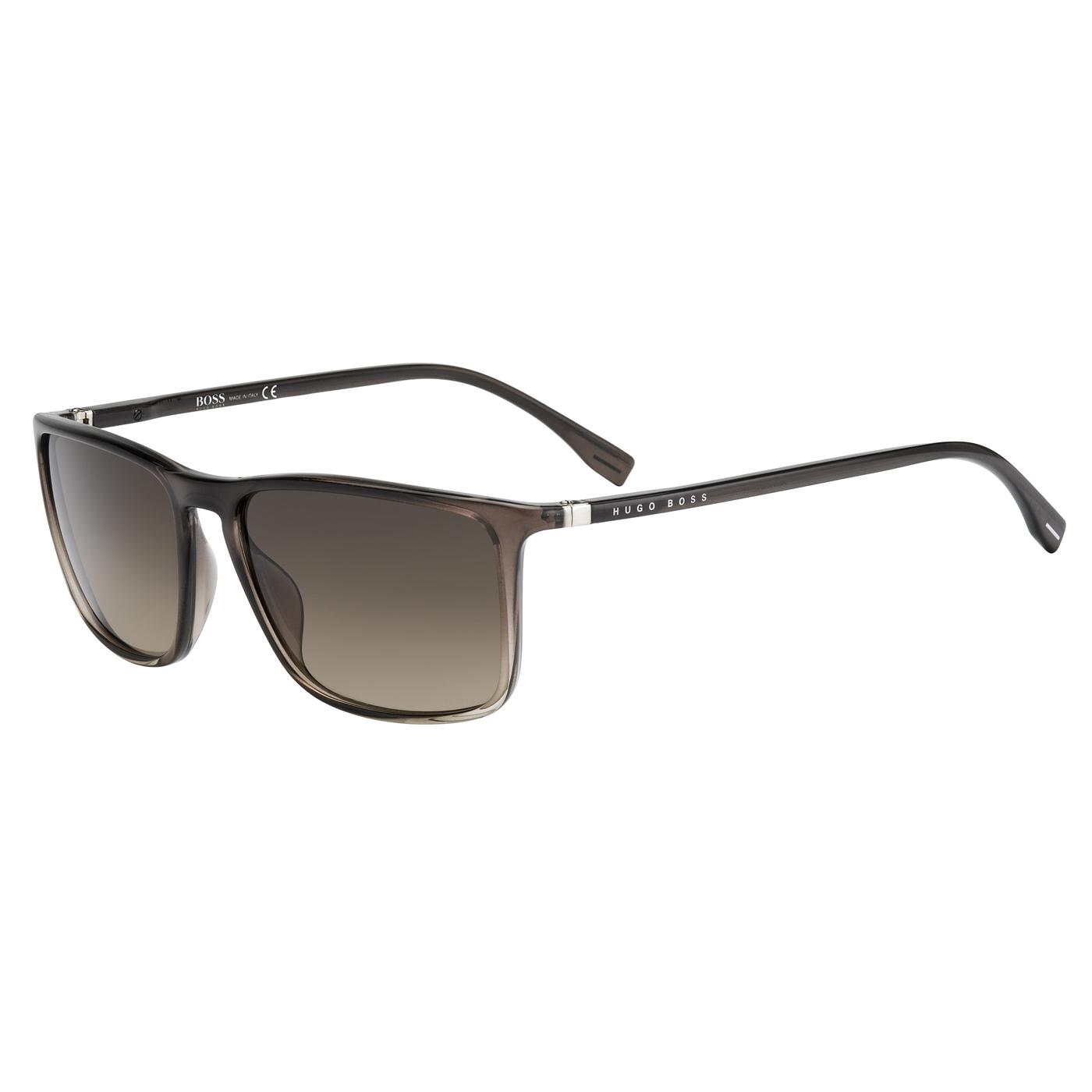 Bilde av Boss Brown Grey Sunglasses BOSS 0665NS NUX 57 HA