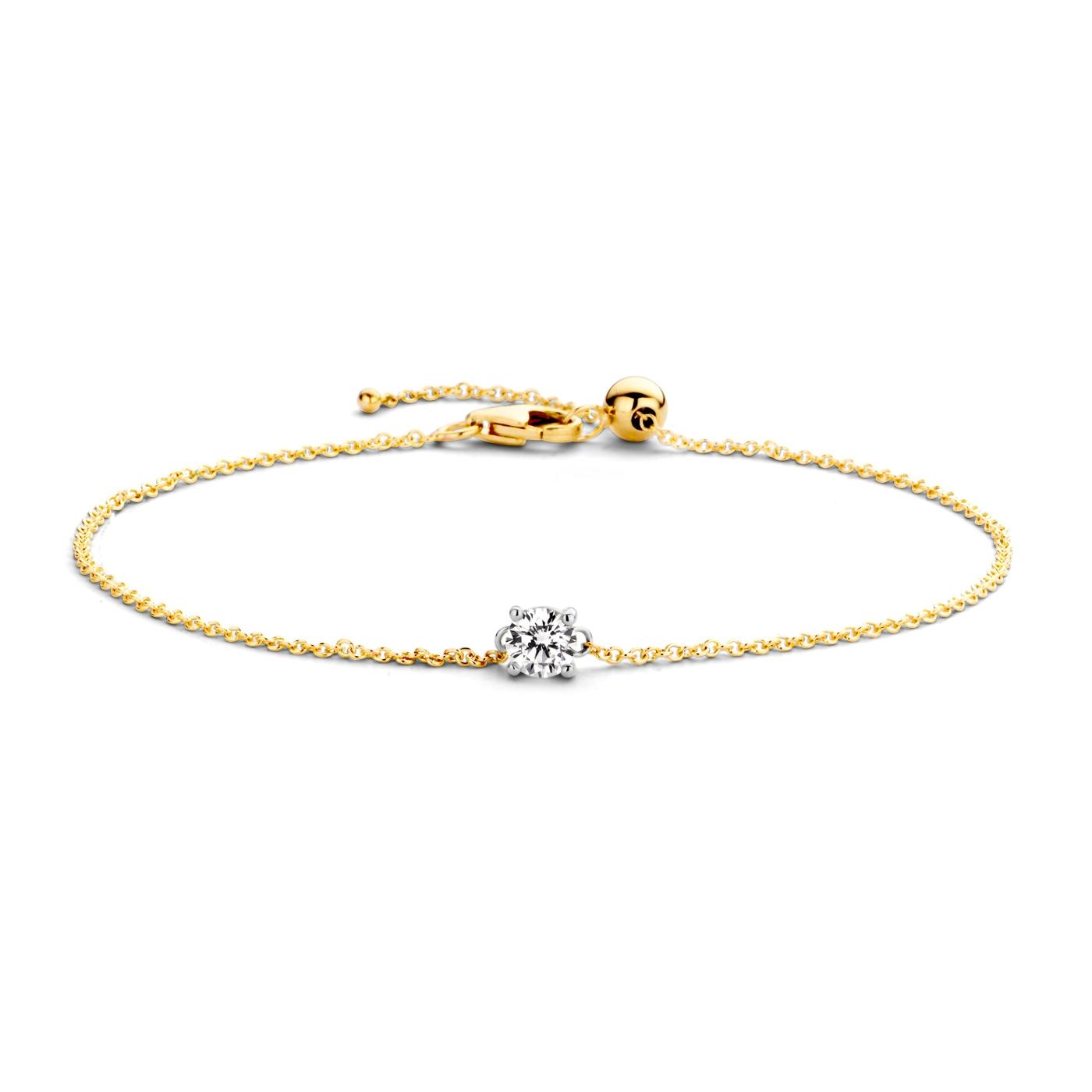 Bilde av Blush bracelet 2166BZI (Size: 18 cm)