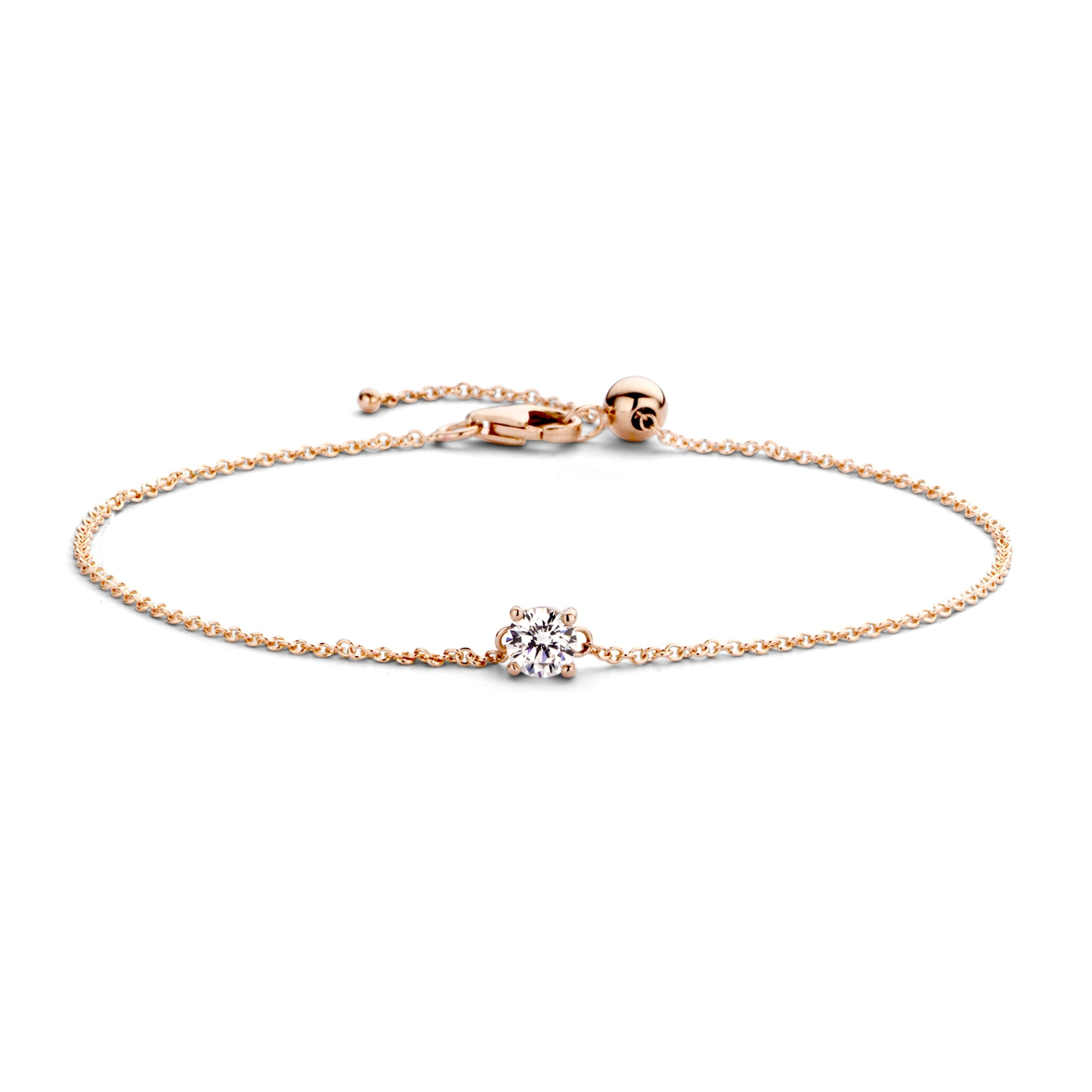 Bilde av Blush bracelet 2166RZI (Size: 18 cm)