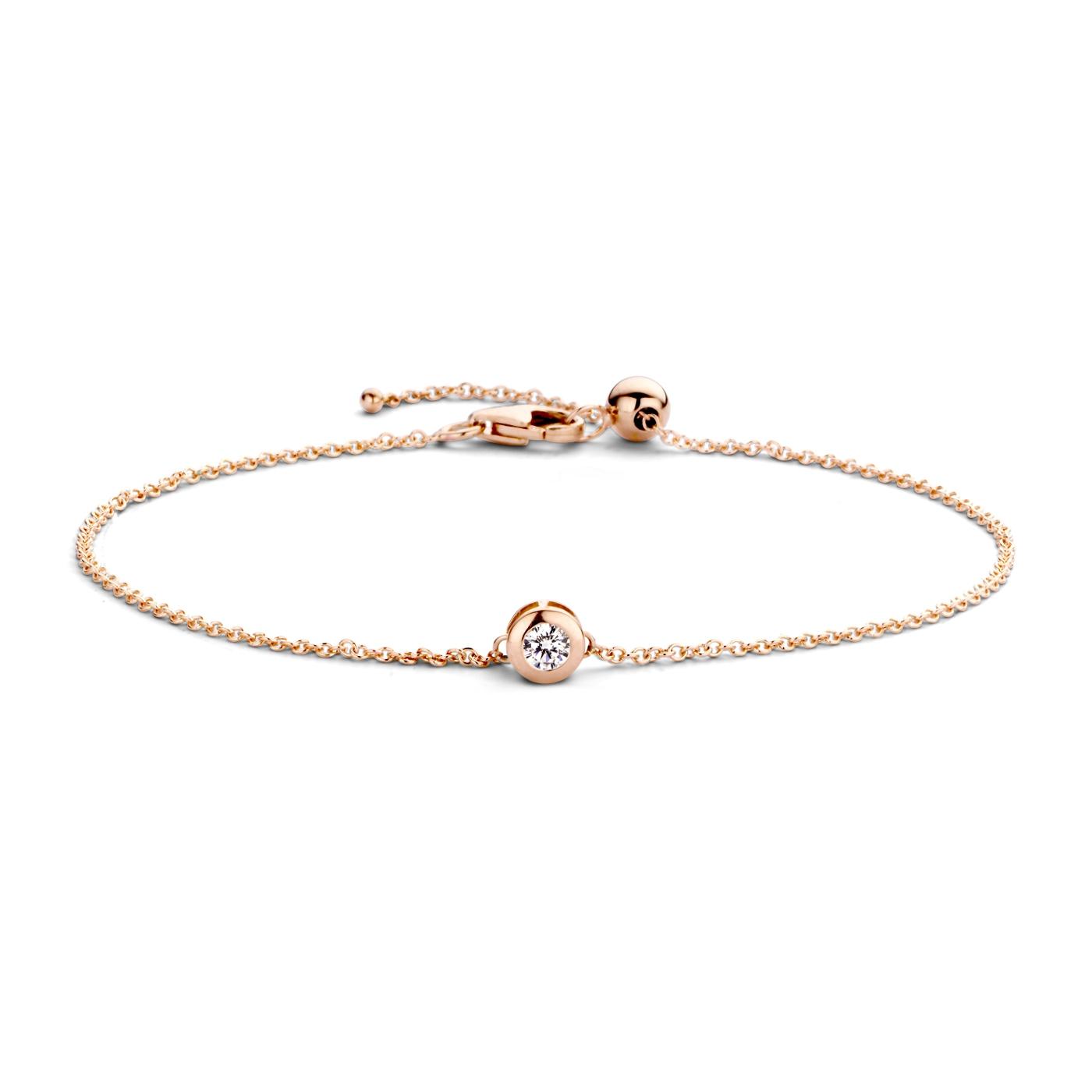 Bilde av Blush bracelet 2167RZI (Size: 18 cm)