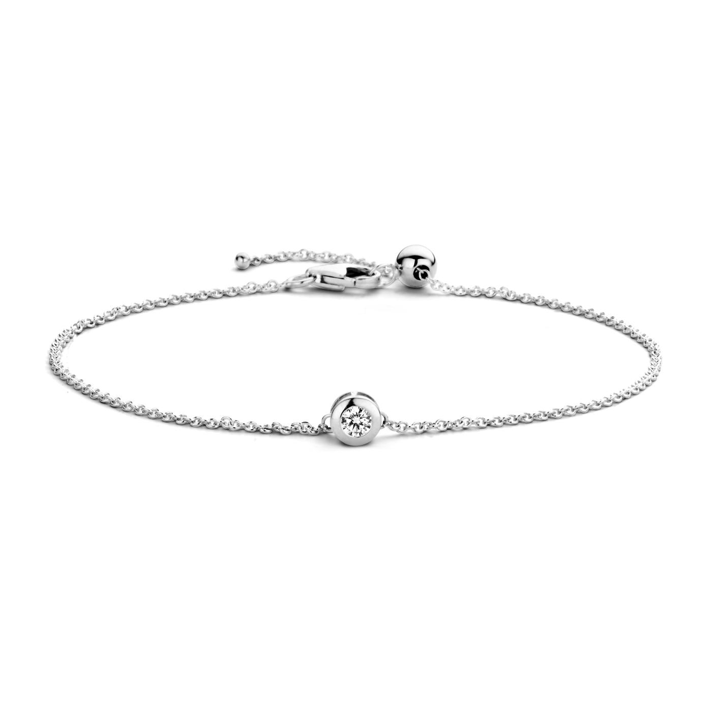 Bilde av Blush bracelet 2167WZI (Size: 18 cm)