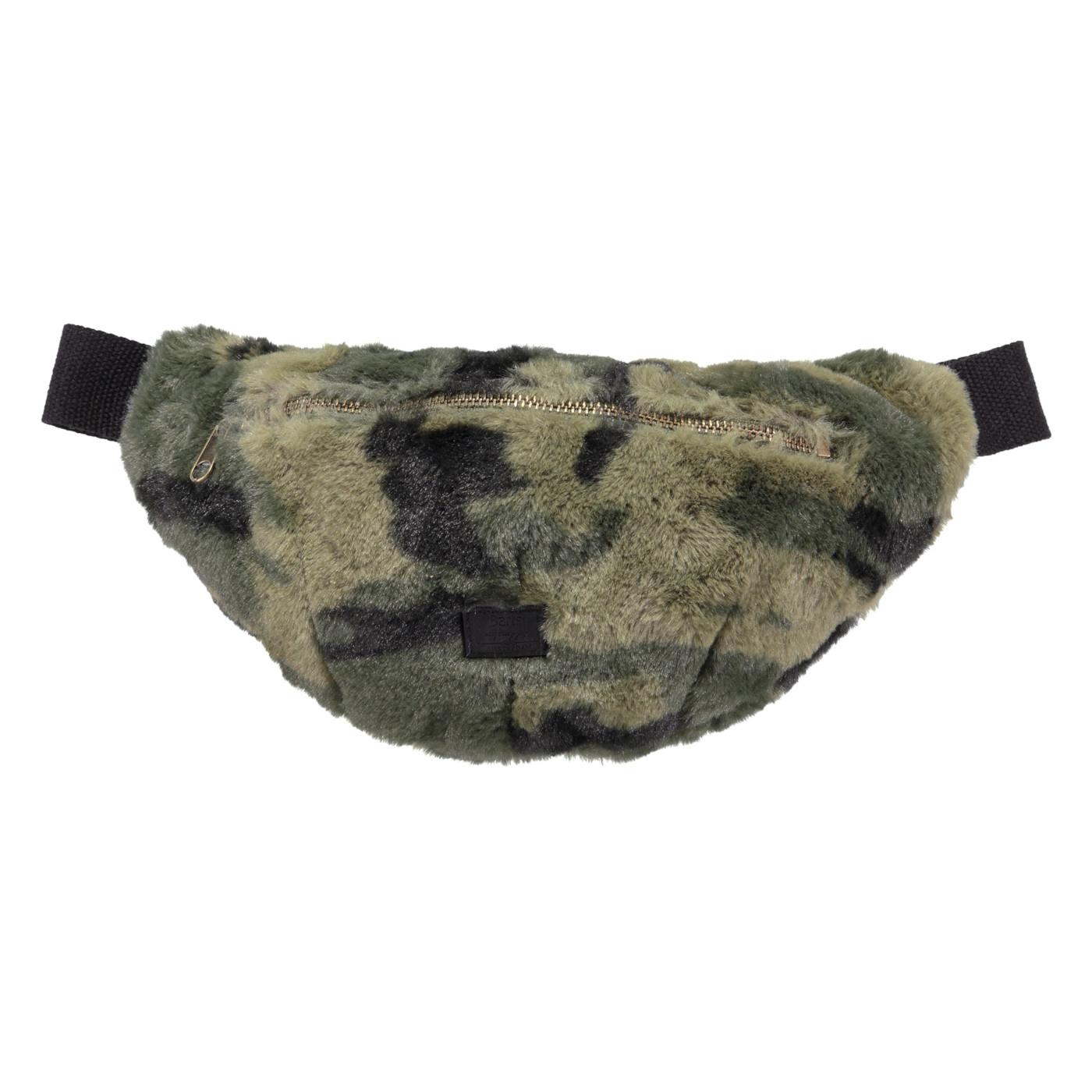 Image of Barts Innu Camo Green Waist Bag 4049013