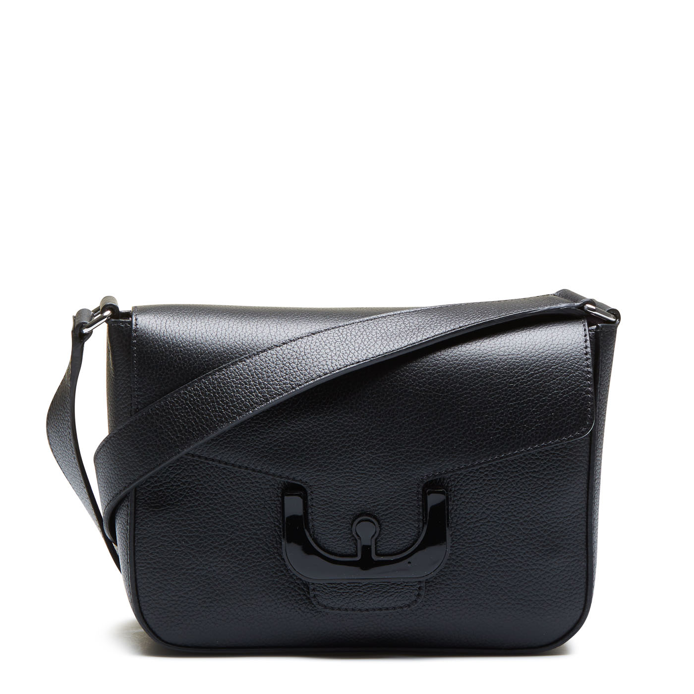 22a71ccd4f09 Image of Coccinelle Ambrine Noir Crossbody Bag DJ5150101001TU