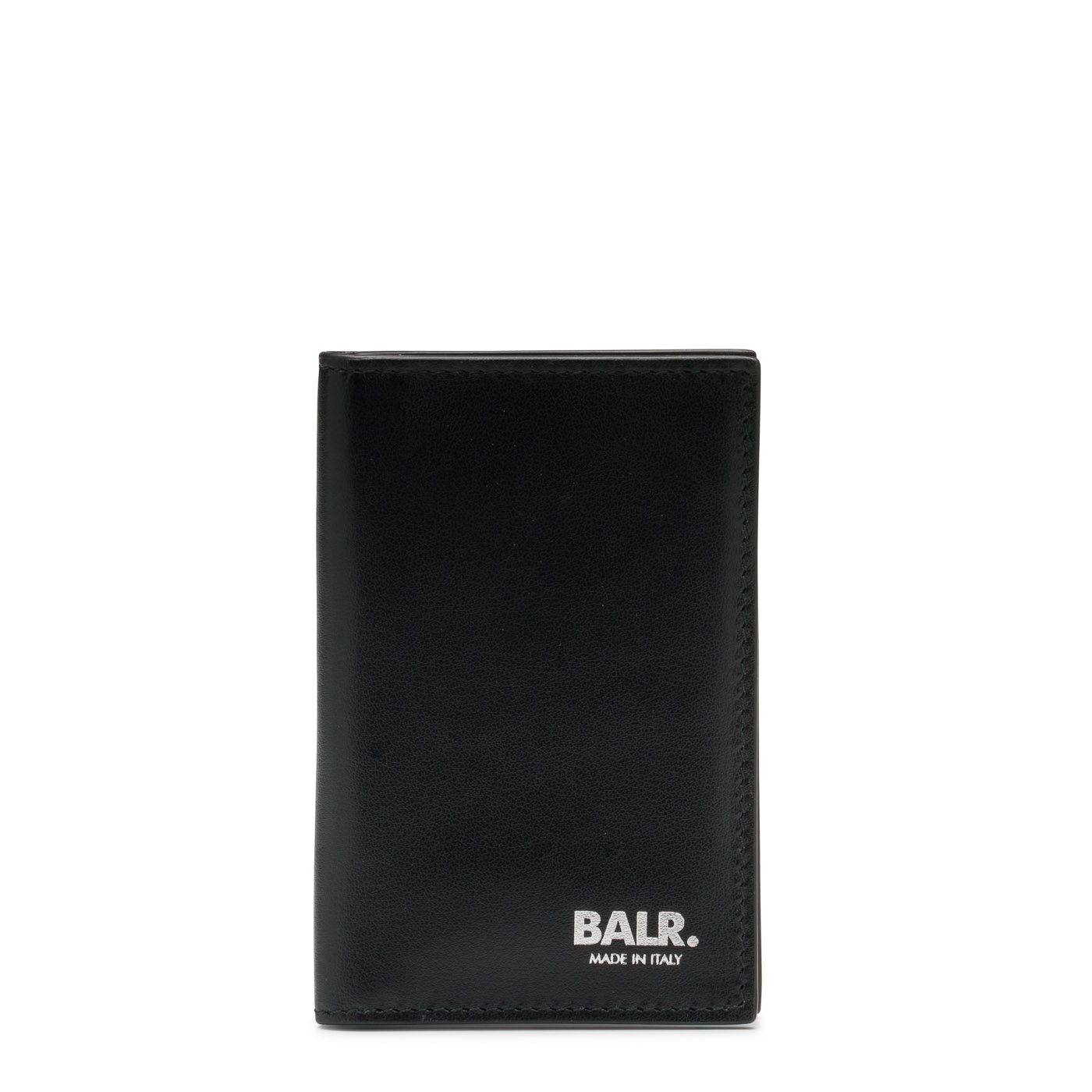 Bilde av BALR. Black Leather Wallet 8719777007823
