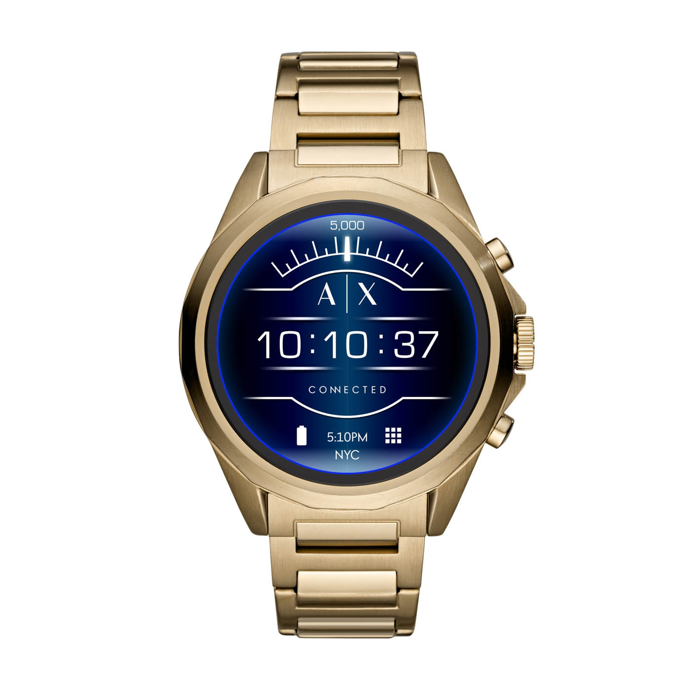 Immagine di Armani Exchange Connected Drexler Gen 4 Display Smartwatch AXT2001