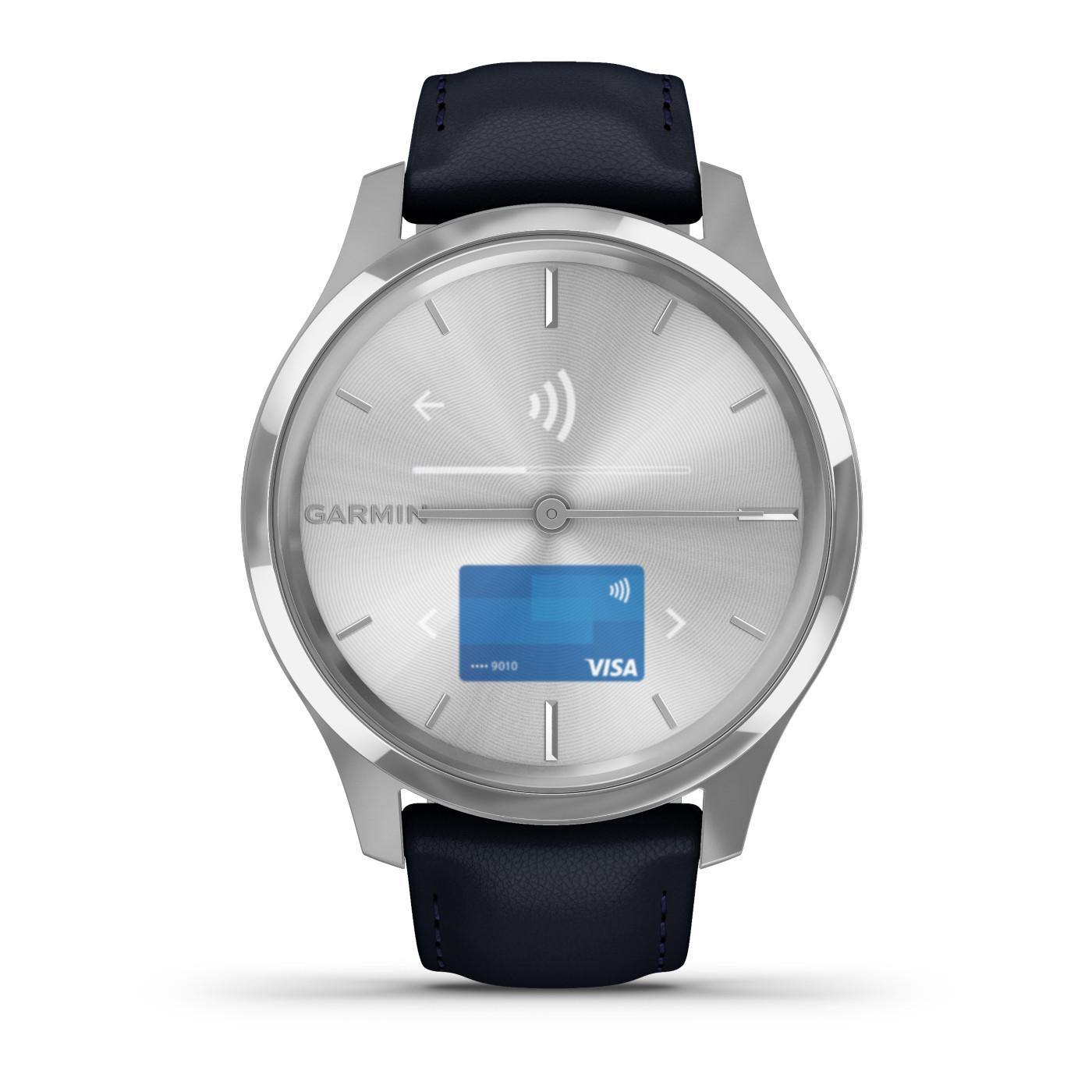 Garmin Vívomove Luxe Smartwatch 010-02241-00