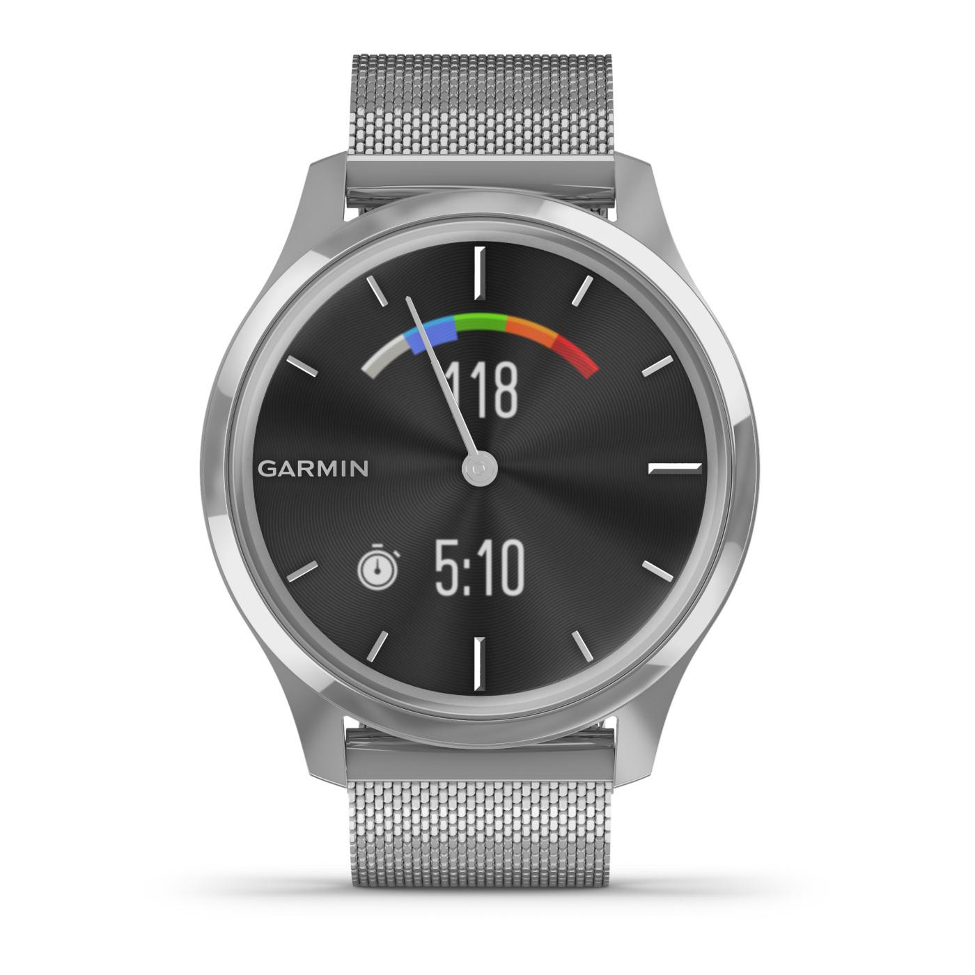 Garmin Vívomove Luxe Smartwatch 010-02241-03