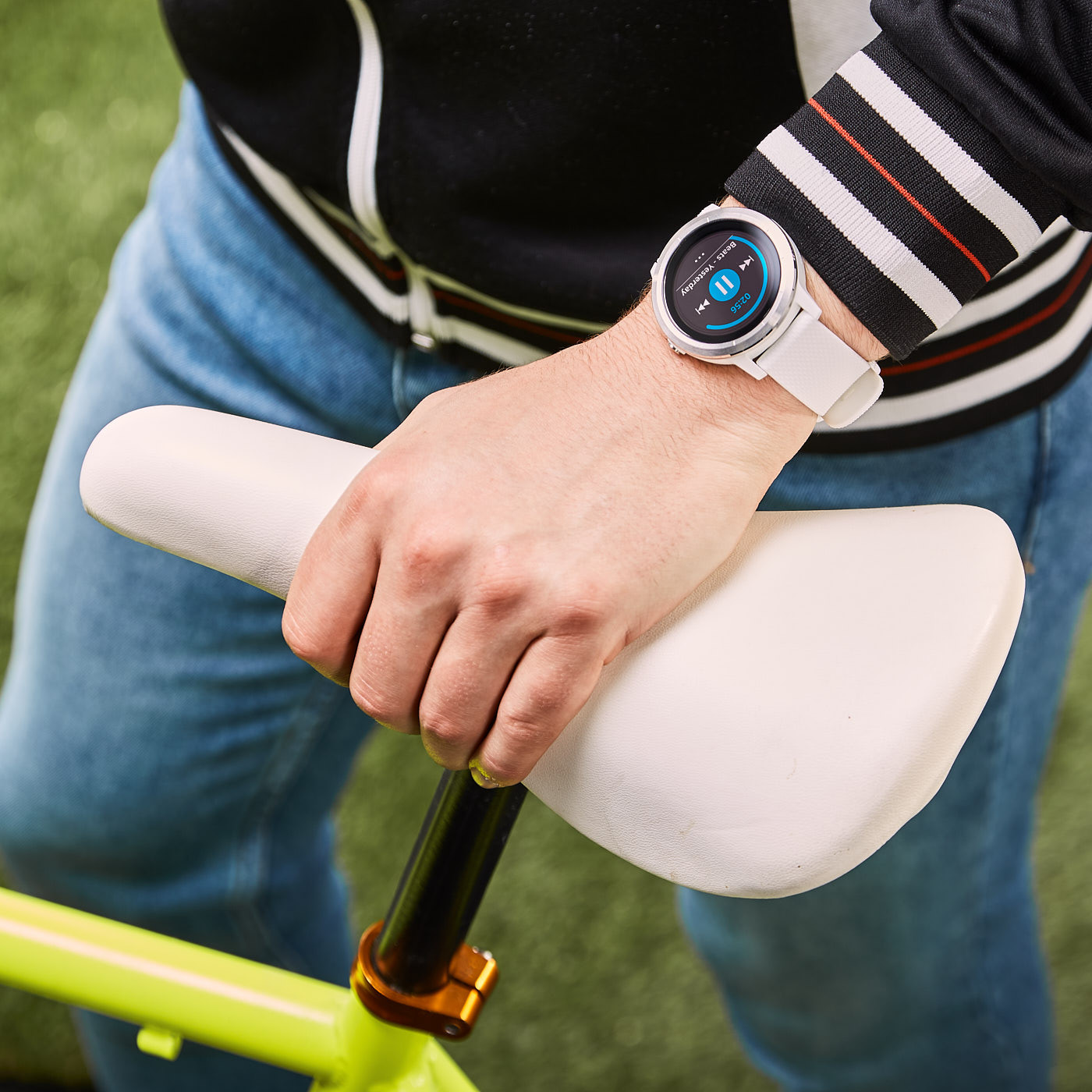Garmin Vivoactive 3 Smartwatch 010-01769-20 (43 mm)
