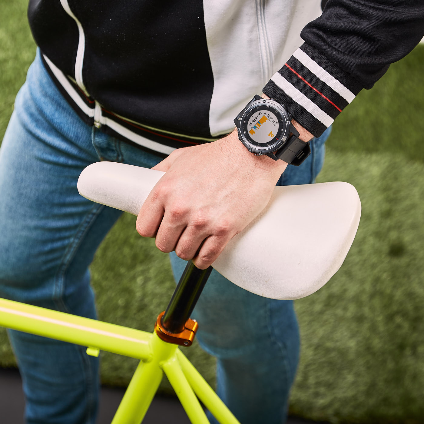 Garmin Fenix 5X Plus Sapphire Smartwatch 010-01989-01 (51 mm)