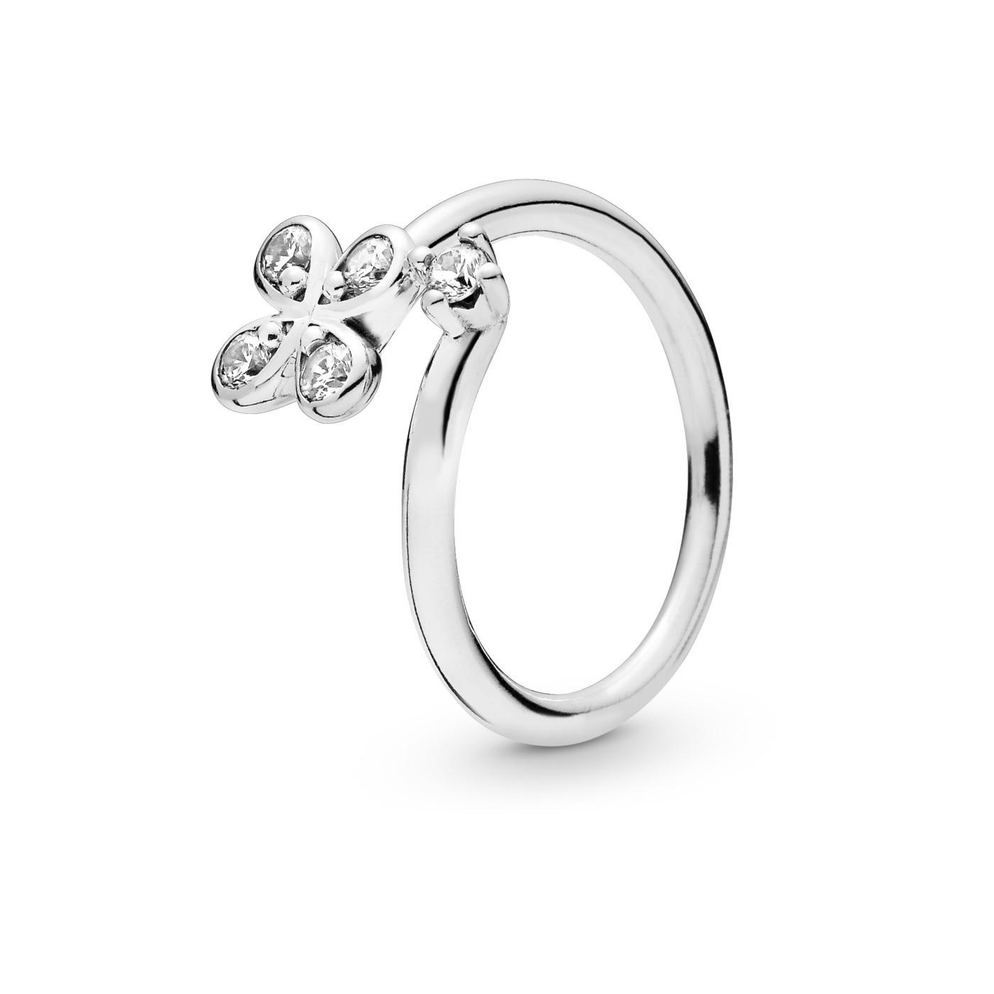 00684f610 Pandora Stories Ring 197988CZ - Jewelry