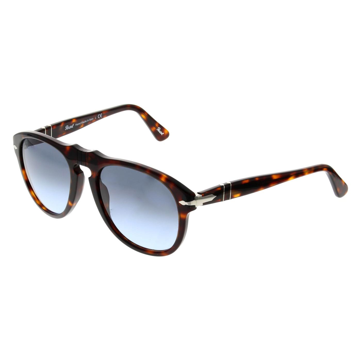 6a4bb0acea62e Persol Havana Sunglasses PO0649 24 86 - Sunglasses