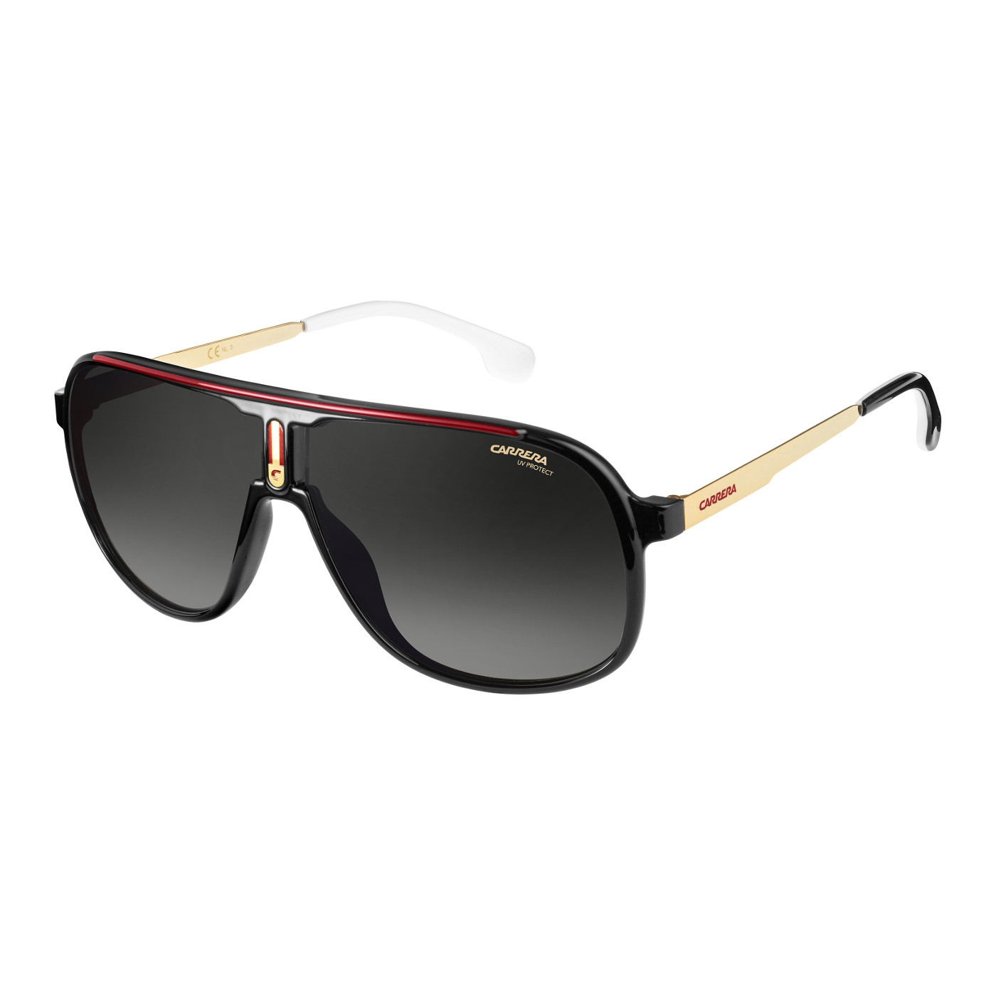 532657eb94be Carrera Black Sunglasses CARRERAS.807.629O - Sunglasses