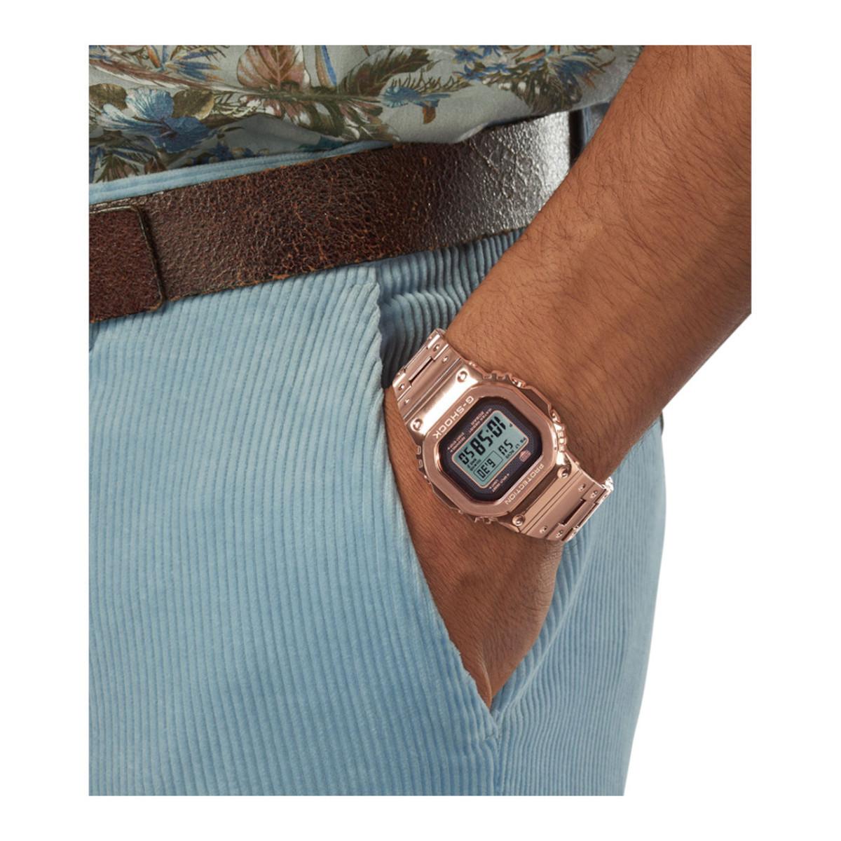 G-Shock Limited Edition Full Metal Case horloge GMW-B5000GD-4ER
