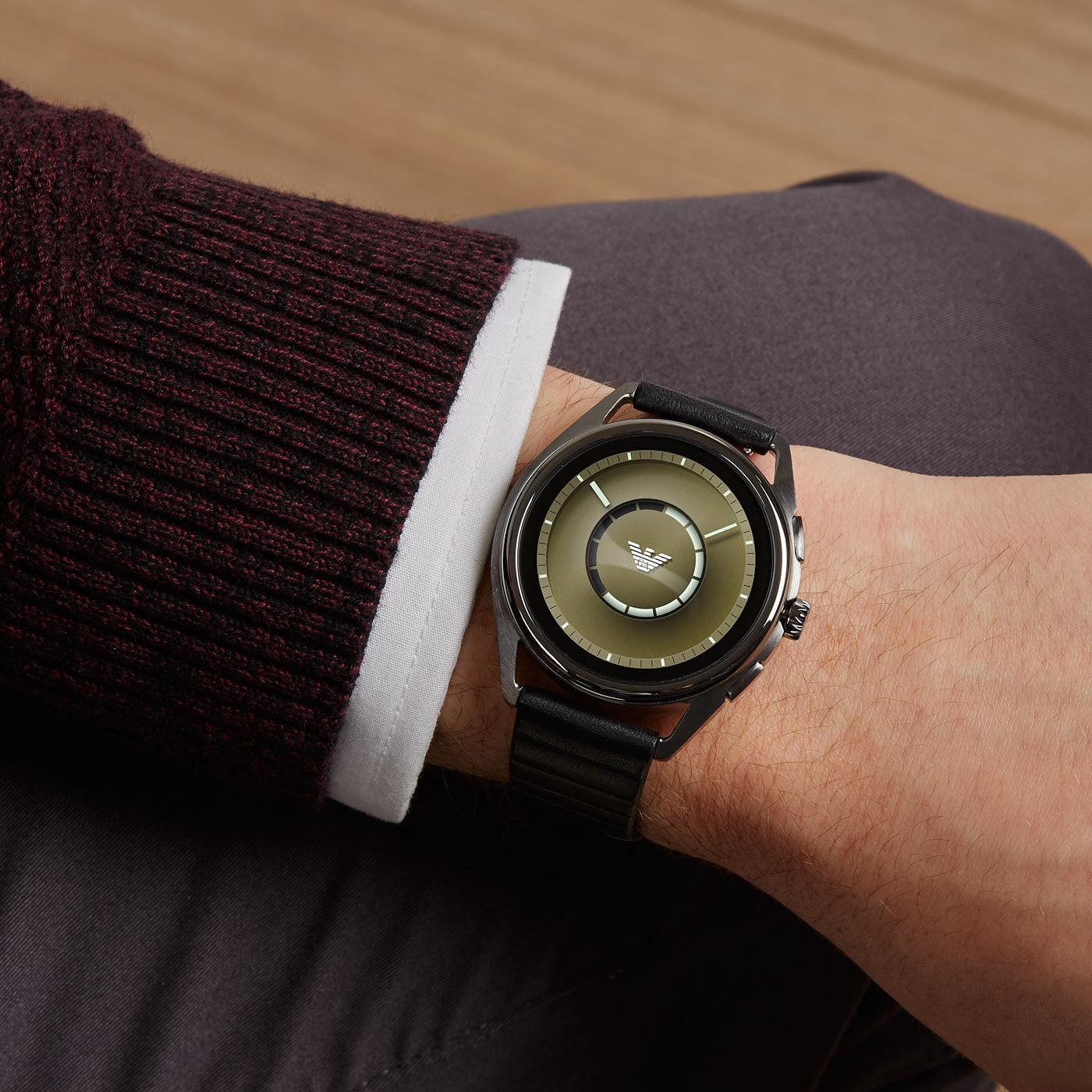 Emporio Armani Connected Matteo Gen 4 Display Smartwatch ART5009