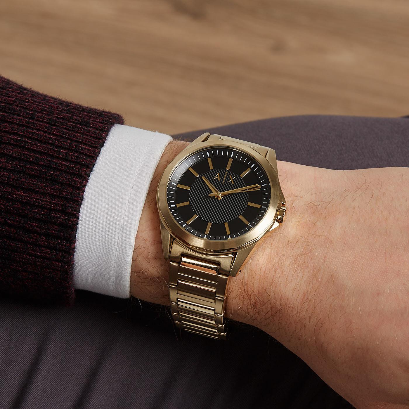 Armani Exchange Drexler horloge AX2619
