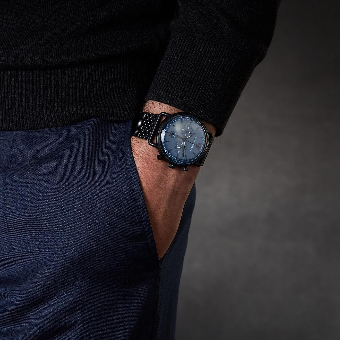 Emporio Armani horloge AR11201