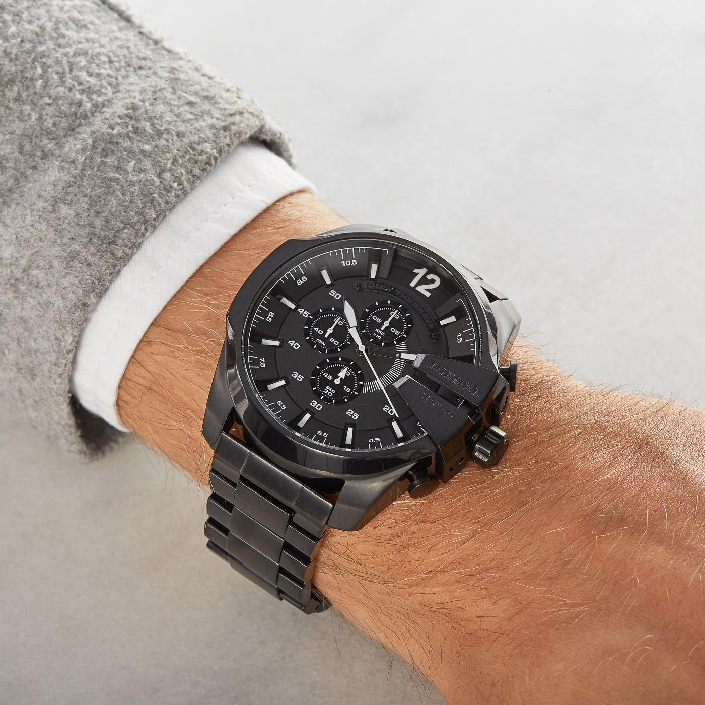 3d1692664 Diesel Mega Chief watch DZ4283 - Watches