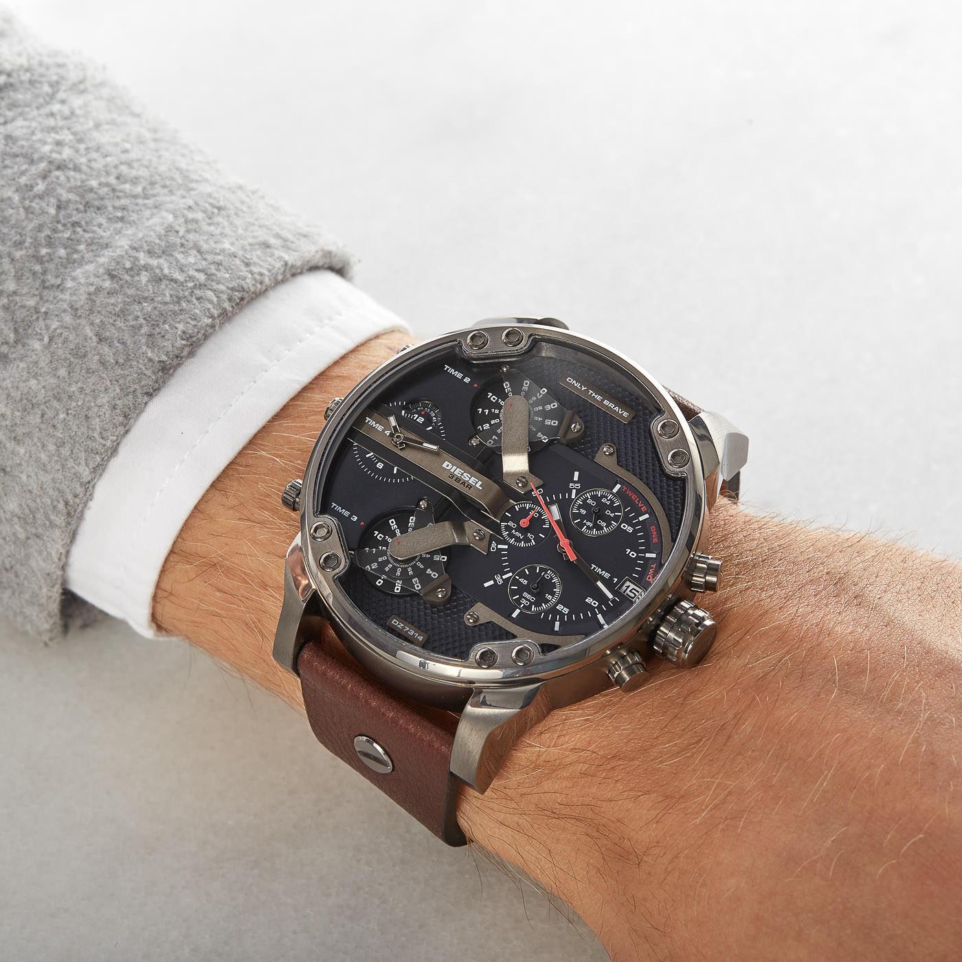 Diesel Mr Daddy 2.0 watch DZ7314 - Watches e286304d98