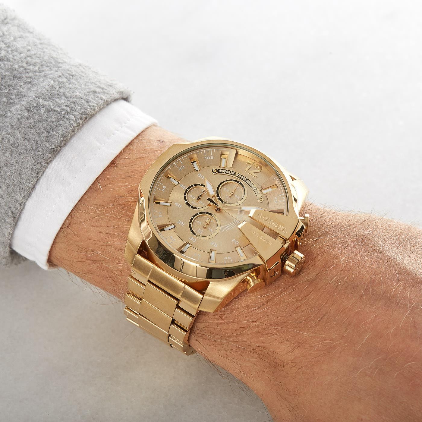 779ecd234 Diesel Mega Chief watch DZ4360 - Watches