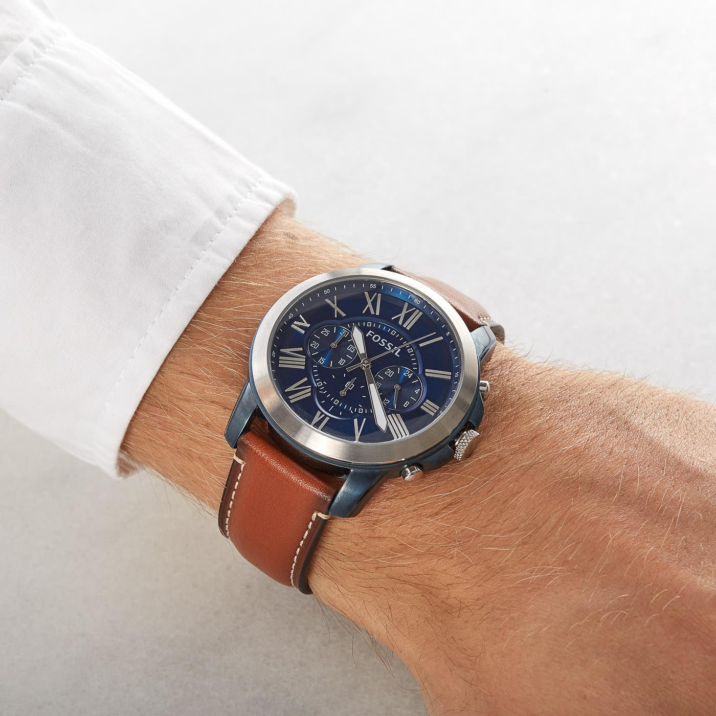 8c073efbd1c7 Fossil Grant watch FS5151 - Watches