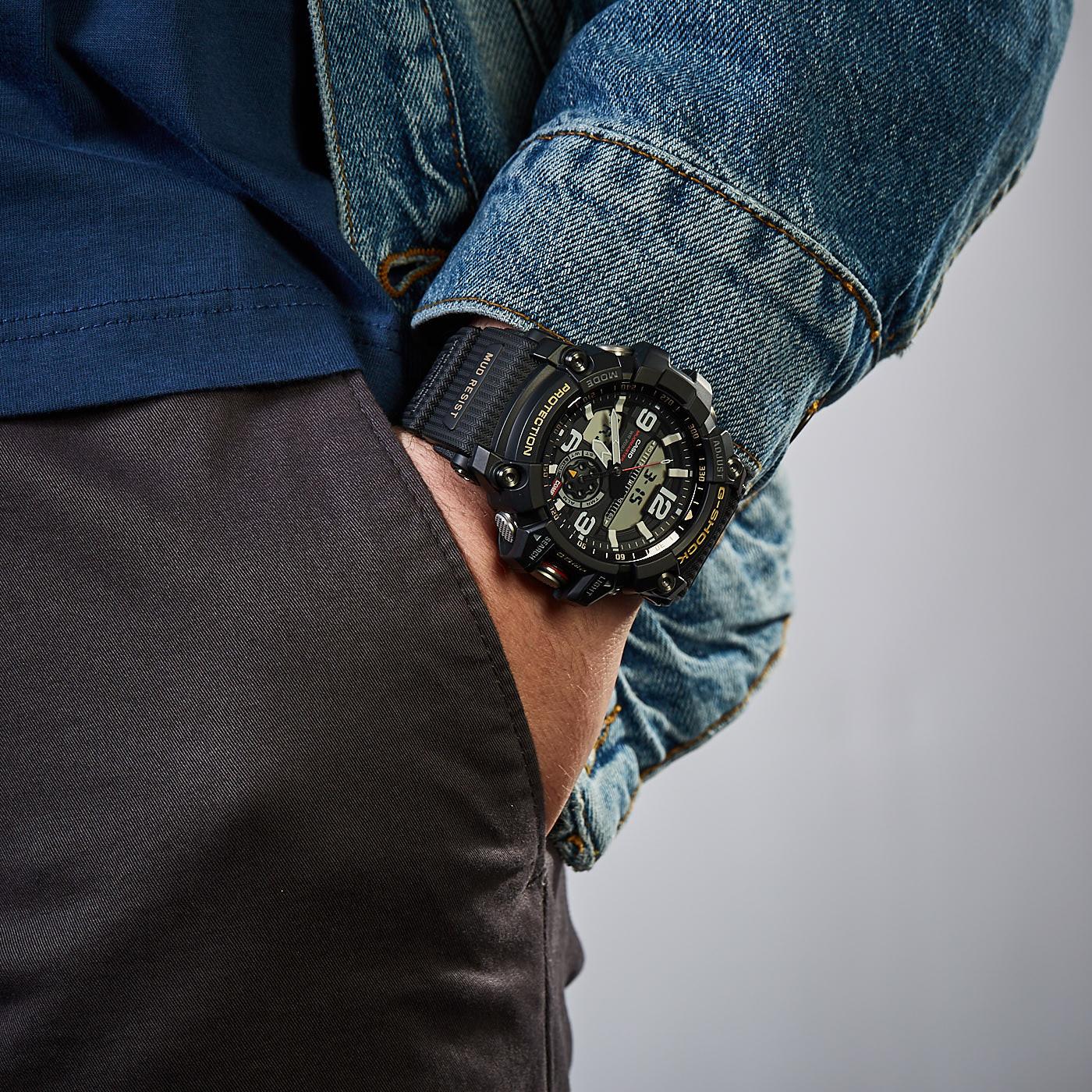 Casio G-Shock Mudmaster Twin Sensor horloge GG-1000-1AER