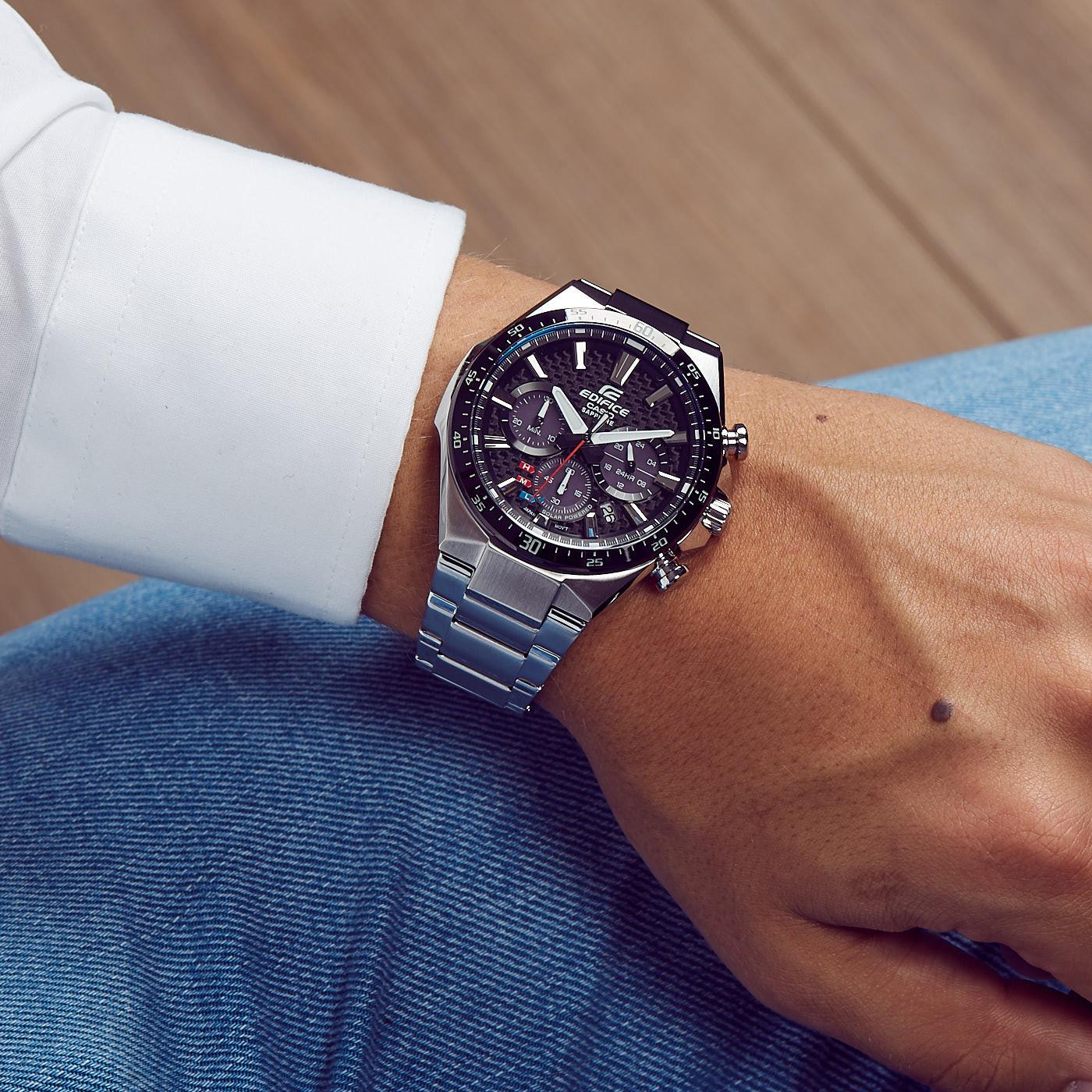 4a30e6b81c56 Edifice Premium watch EFS-S520CDB-1AUEF - Watches