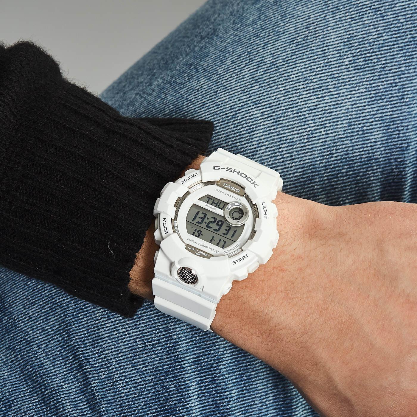 140c91efb G-Shock G-Squad Bluetooth Stephtracker watch GBD-800-7ER - Watches