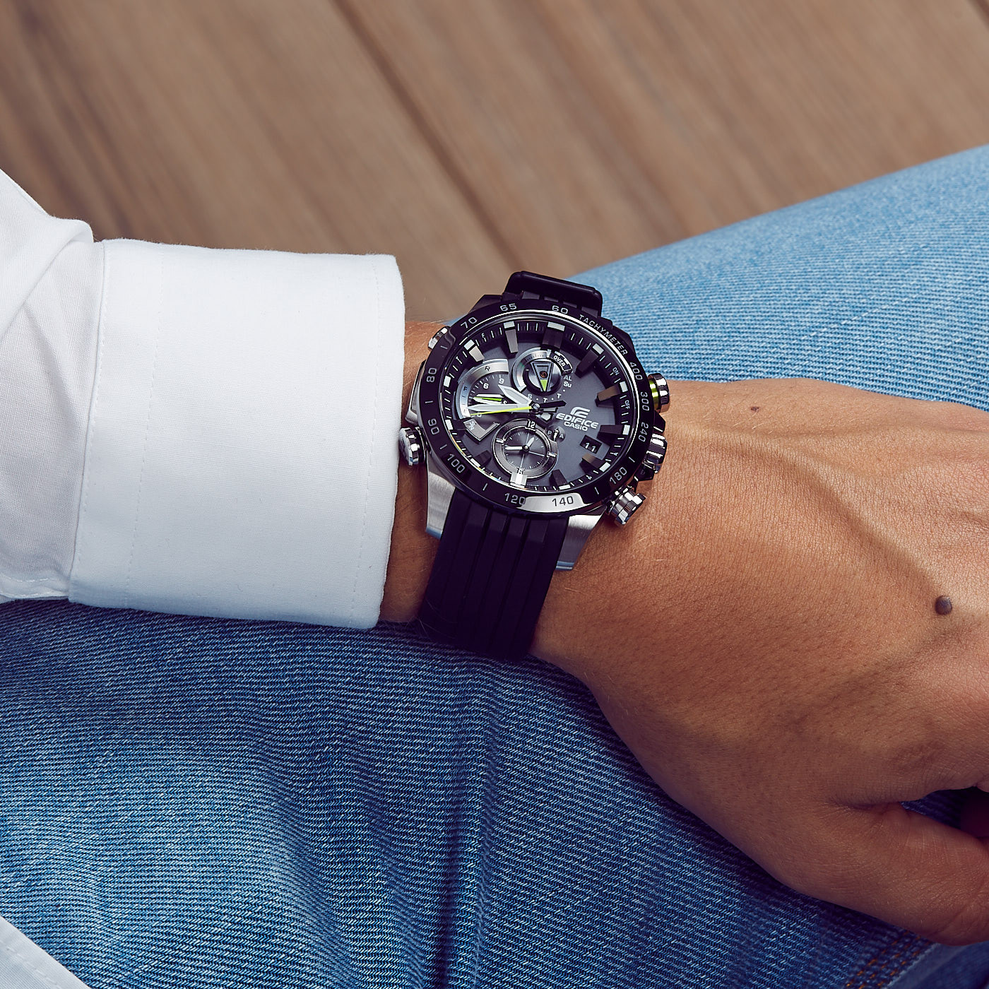 Edifice Bluetooth Connected horloge EQB-800BR-1AER