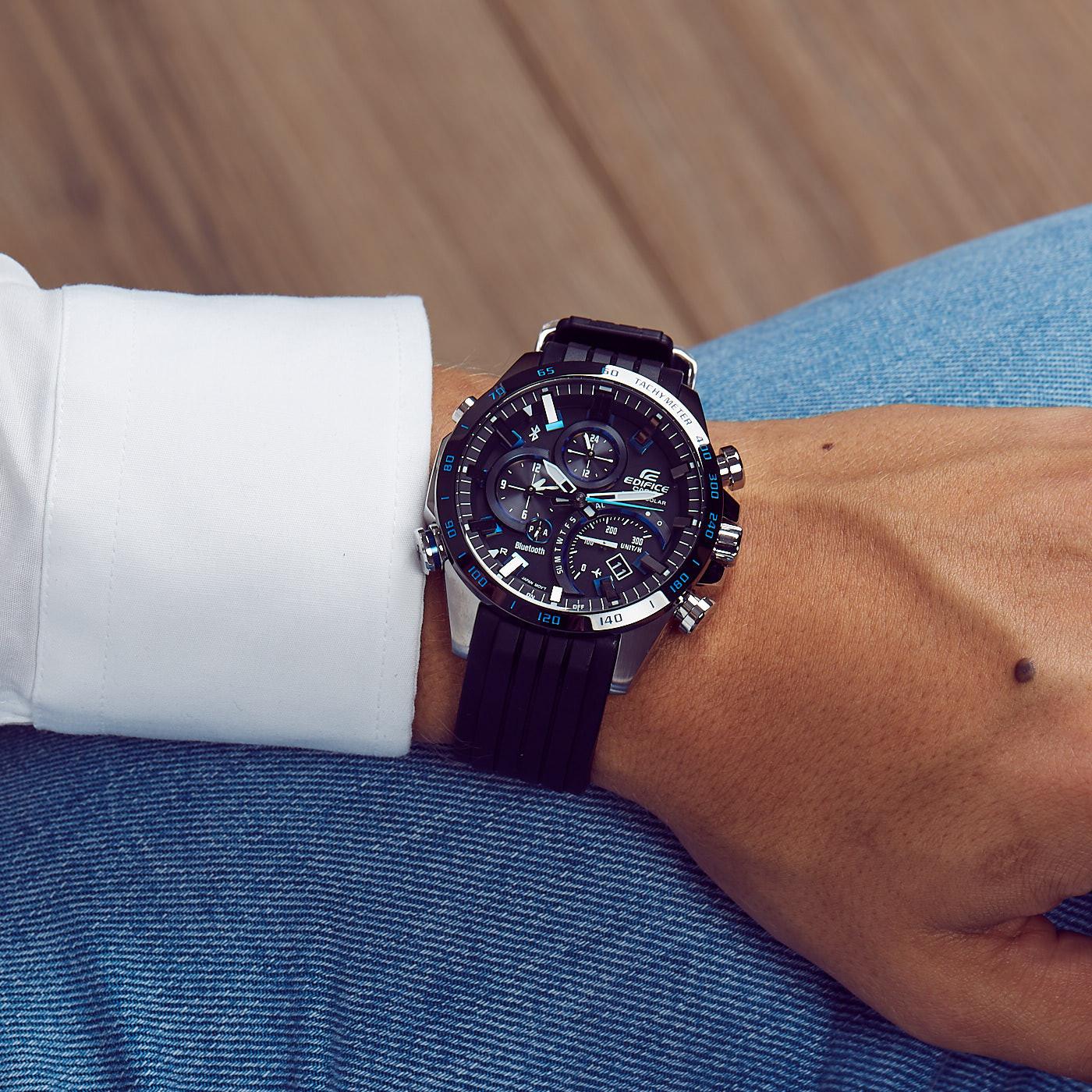 Edifice Bluetooth Connected horloge EQB-501XBR-1AER