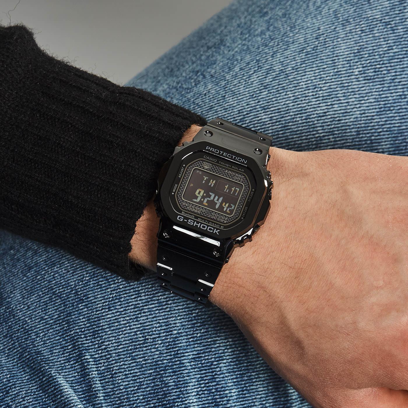 G-Shock Limited Edition Full Metal Case horloge GMW-B5000GD-1ER