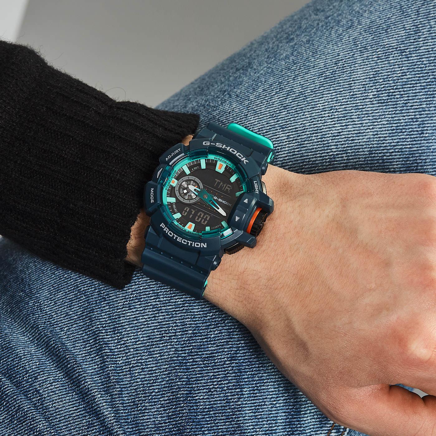 G-Shock horloge GA-400CC-2AER