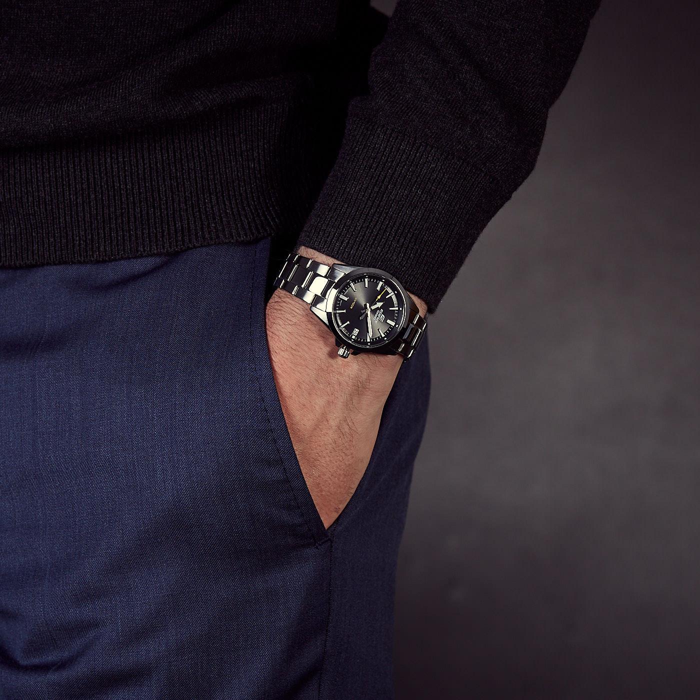 Edifice Classic horloge EFV-110D-1AVUEF