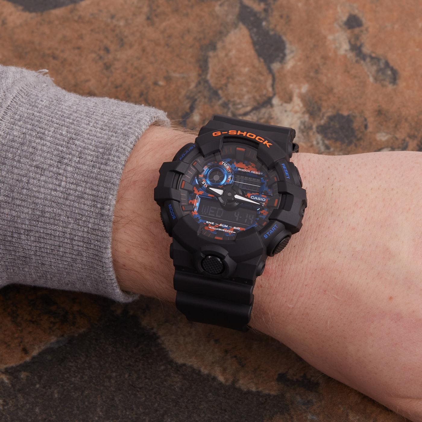 G-Shock horloge GA-700CT-1AER