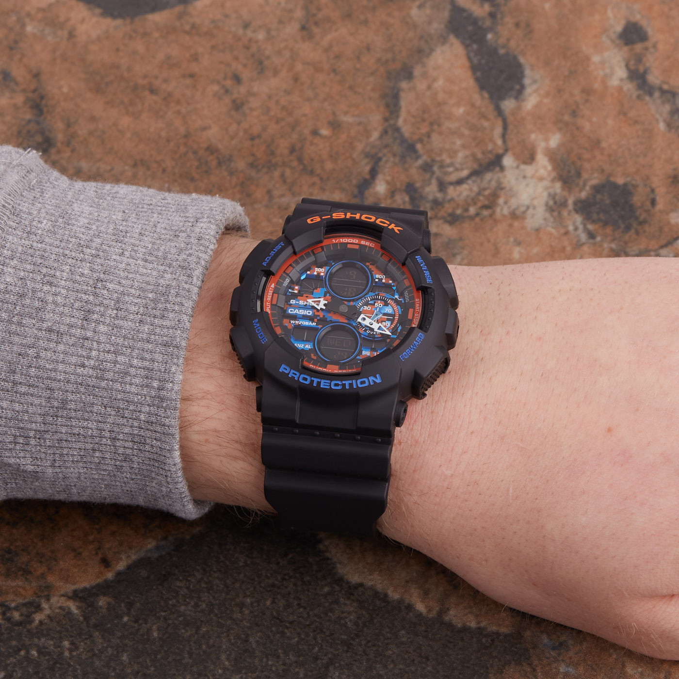 G-Shock horloge GA-140CT-1AER