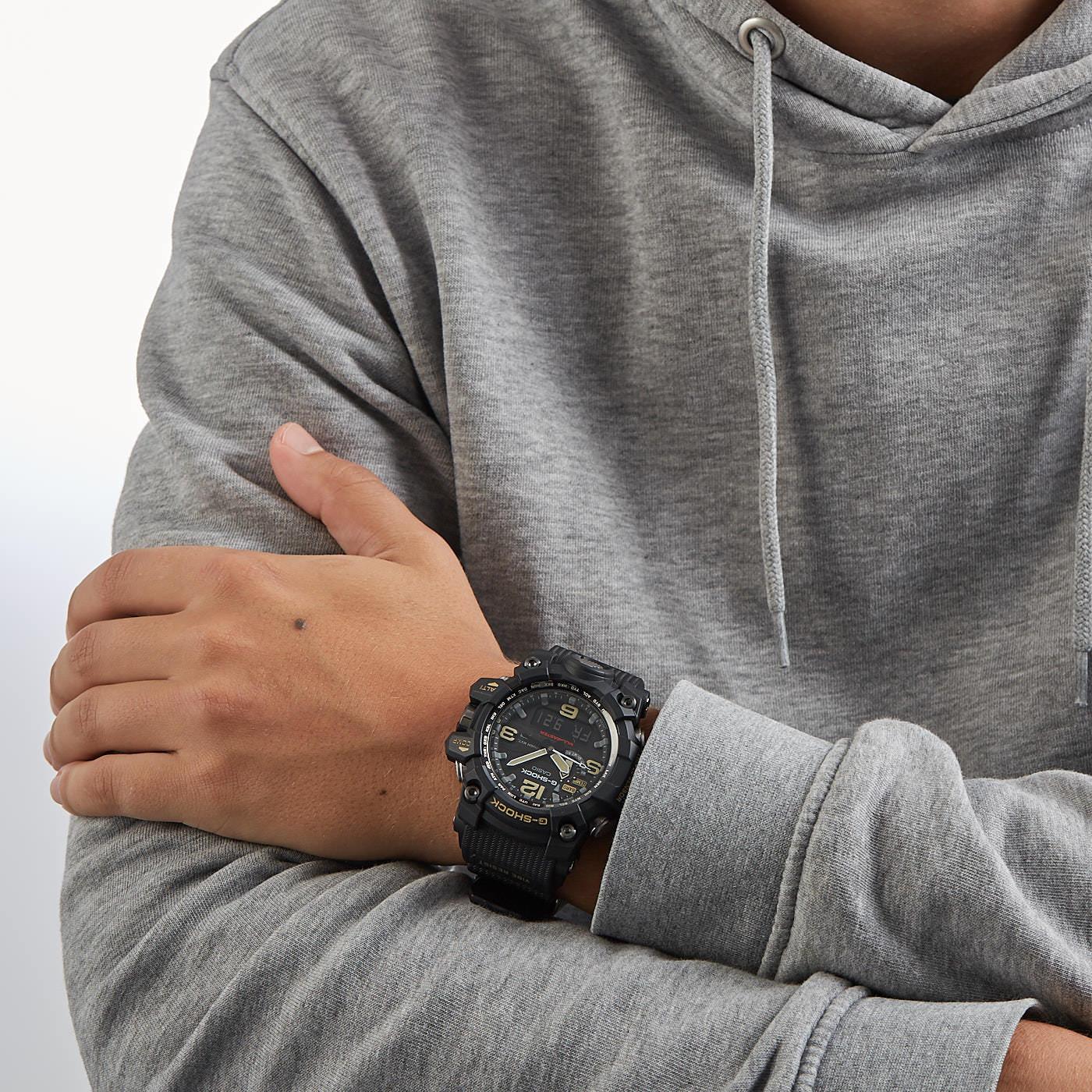 Casio G-Shock Mudmaster horloge GWG-1000-1AER