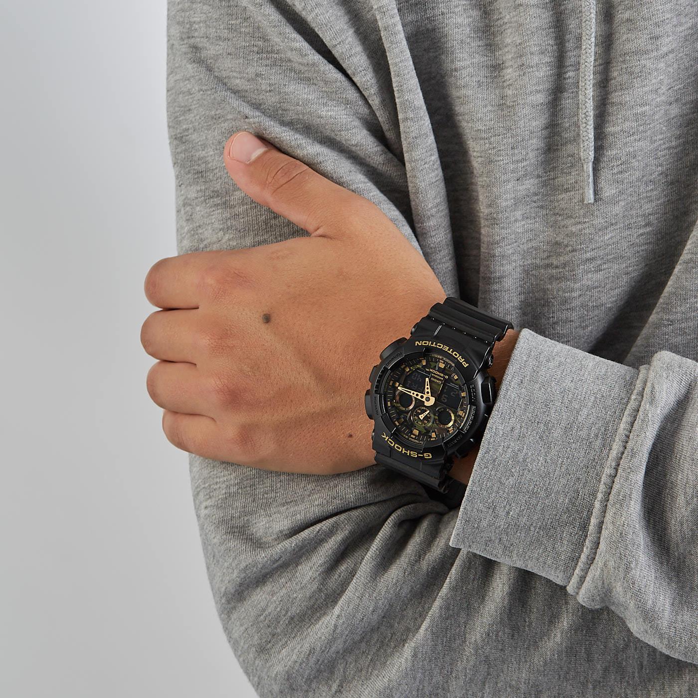 Casio GA-100CF-1A9ER horloge