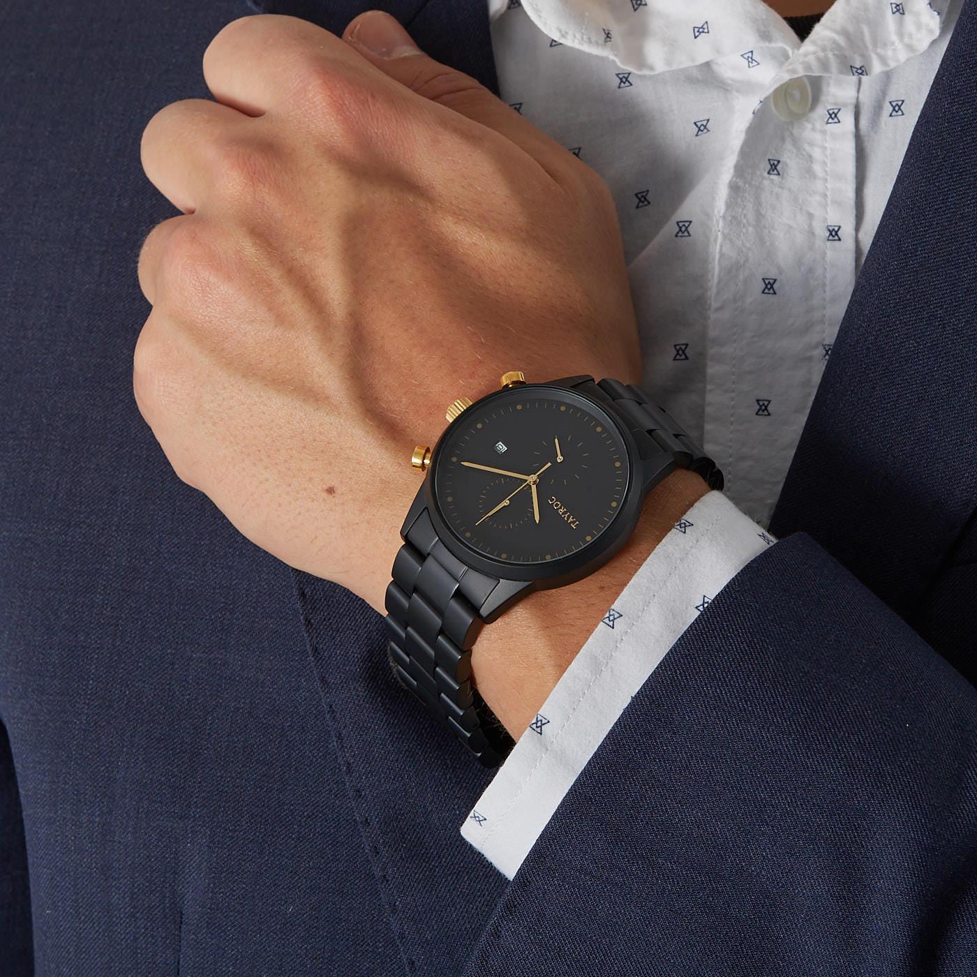 Tayroc Boundless Chrono horloge TY167