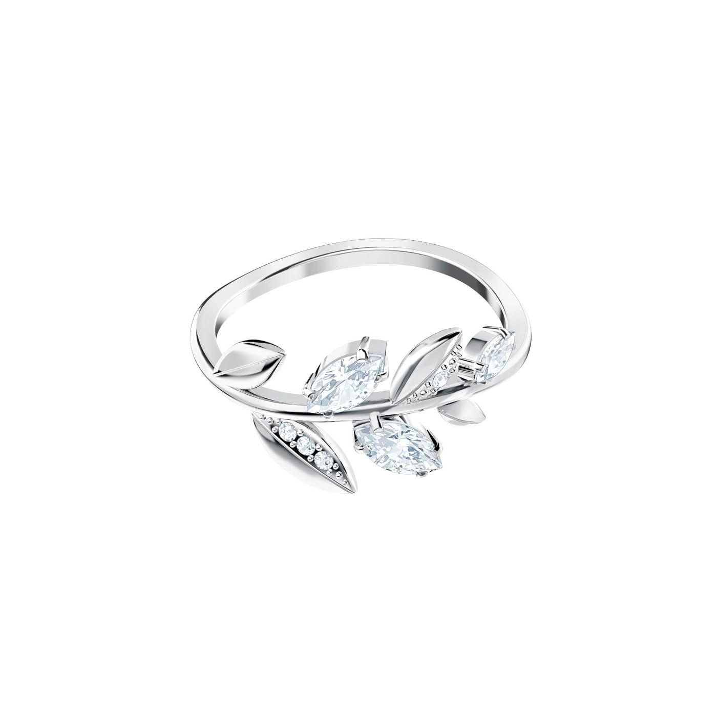 30a646f2a5c7e Swarovski Mayfly White Ring - Jewelry