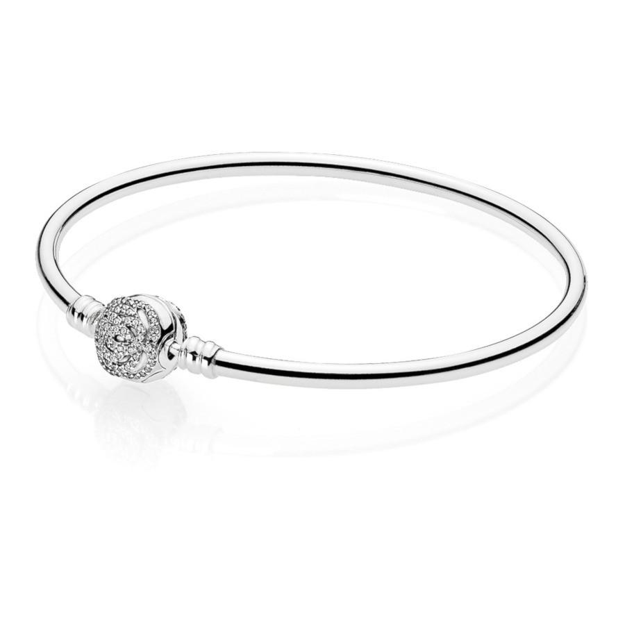 dd4548ec5 Pandora Disney Bracelet 590748CZ (Size: 17-21 cm) - Jewelry