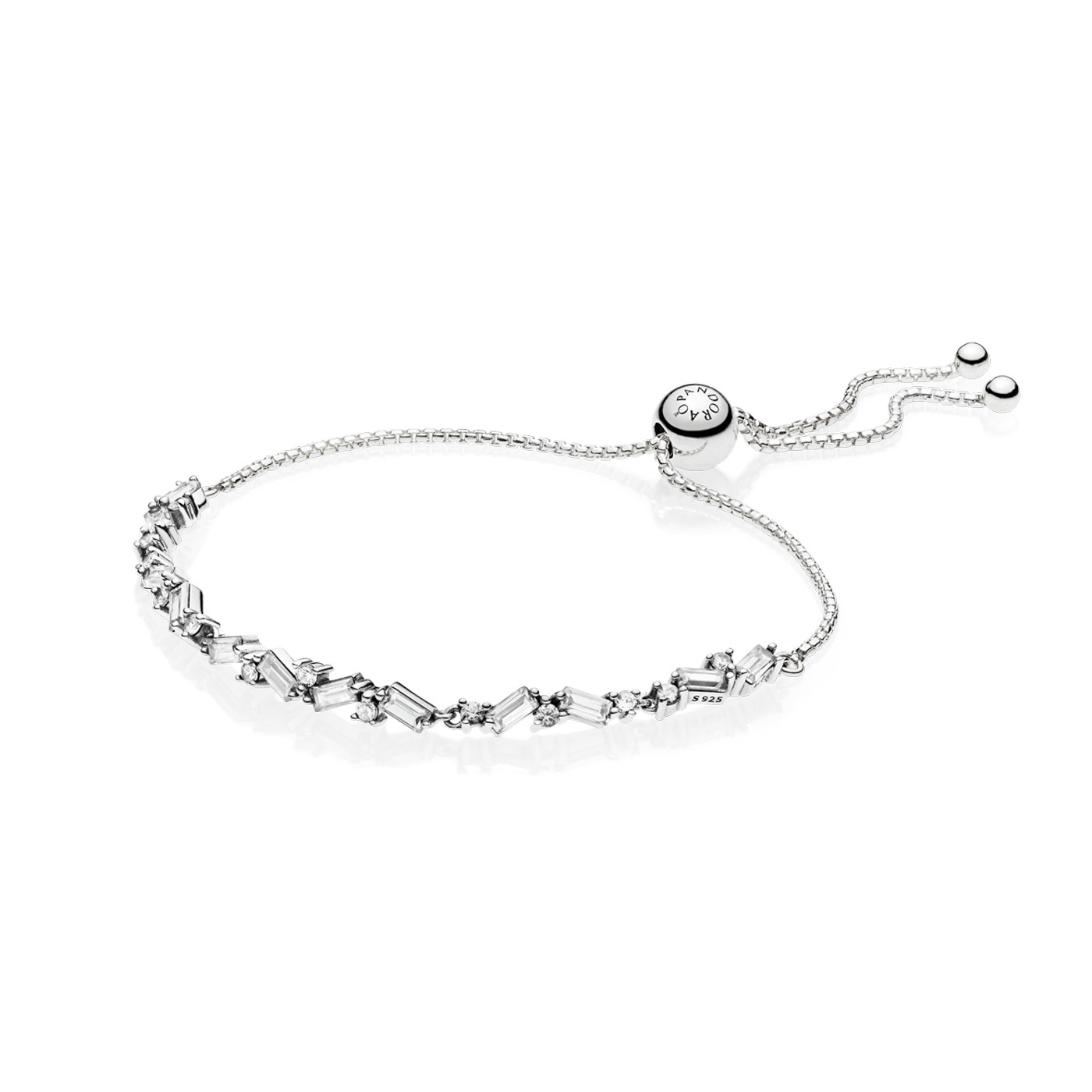 Pandora bracelet 597558CZ (Size: 23-25 cm)