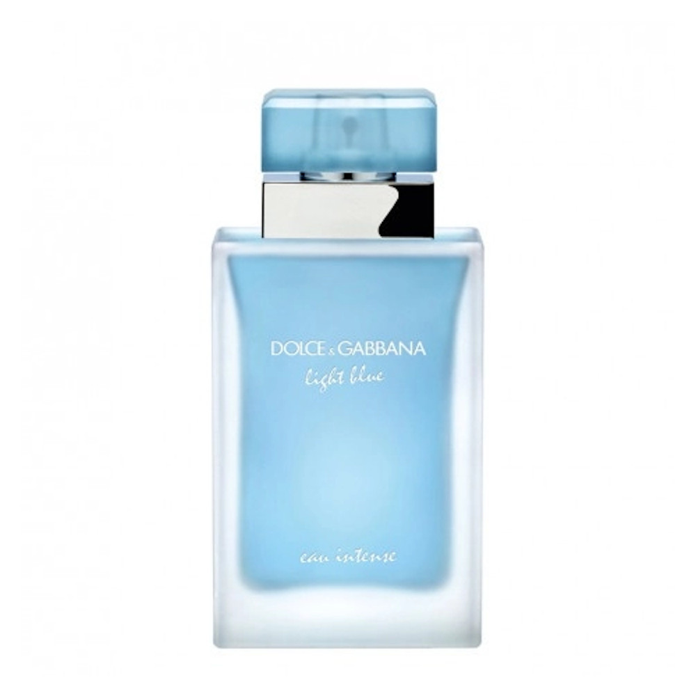 Dolce Gabbana Light Blue Eau Intense Pour Femme Eau De Parfum Spray 25 Ml Women Perfumes Perfumes