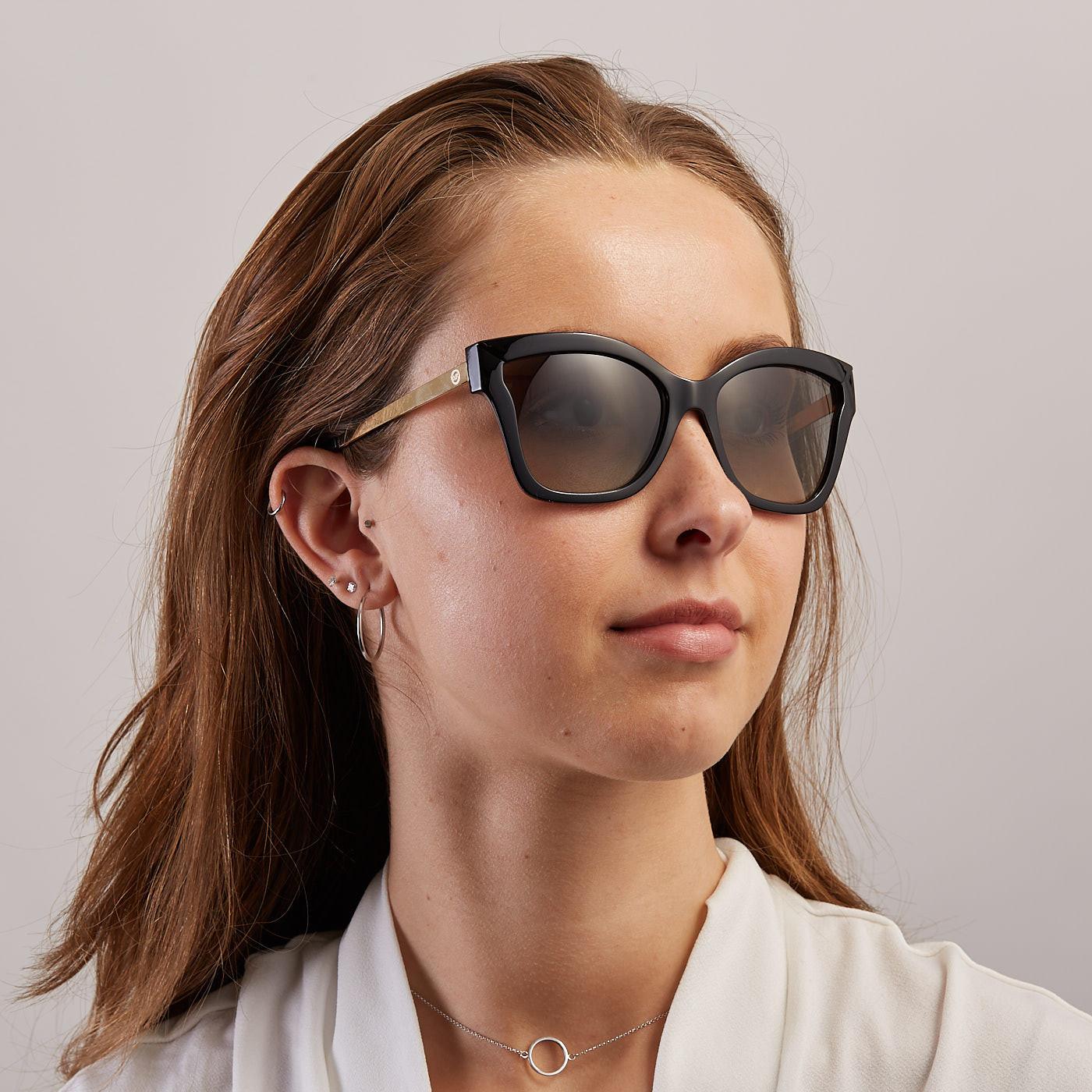11d08ef1c0f63 Michael Kors Barbados Grey Gradient Sunglasses 0MK2072 333211 56