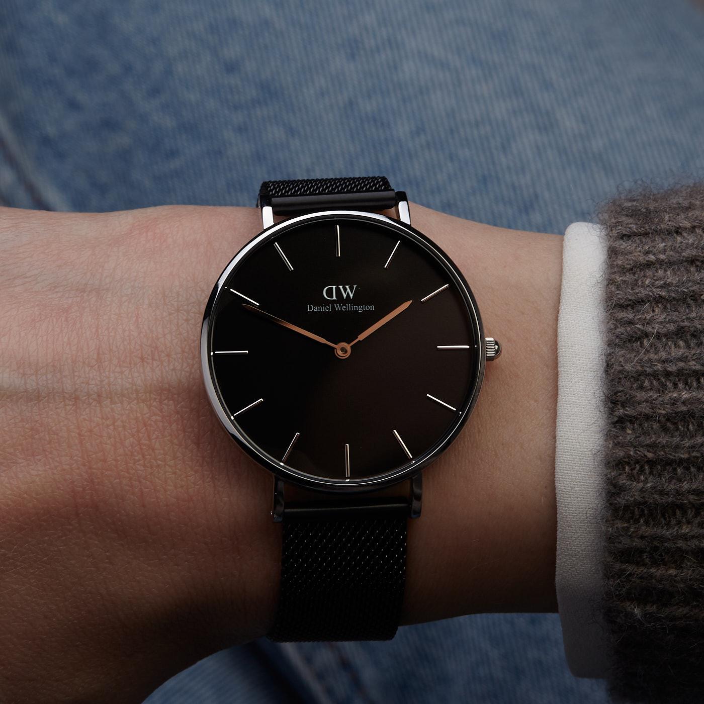 Daniel Wellington Petite watch DW00100308 - Watches