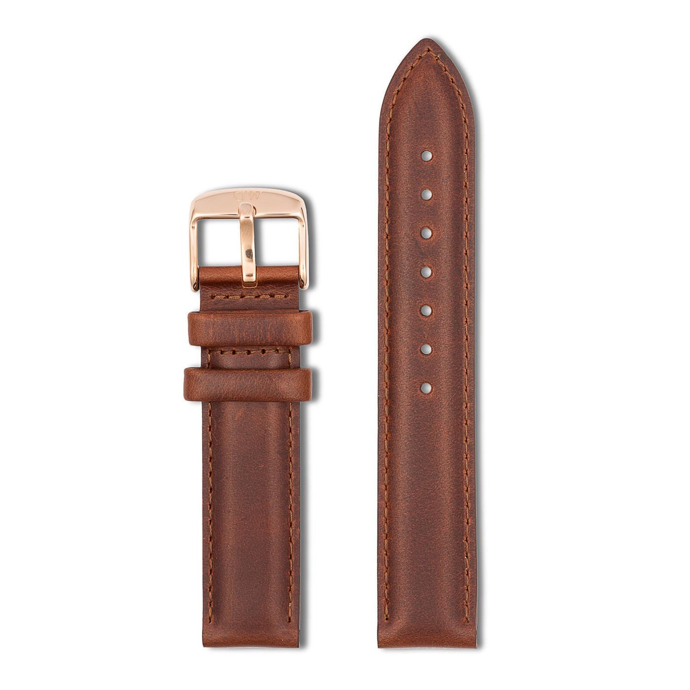 Daniel Wellington Strap 18mm St. Mawes Rosegold DW00200035