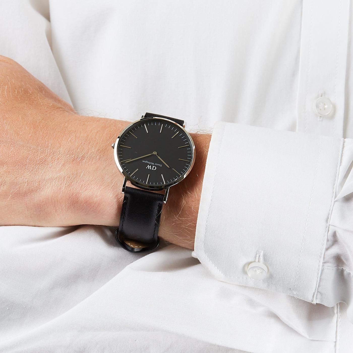 8884c4788 Daniel Wellington Classic Black watch DW00100133 - Watches