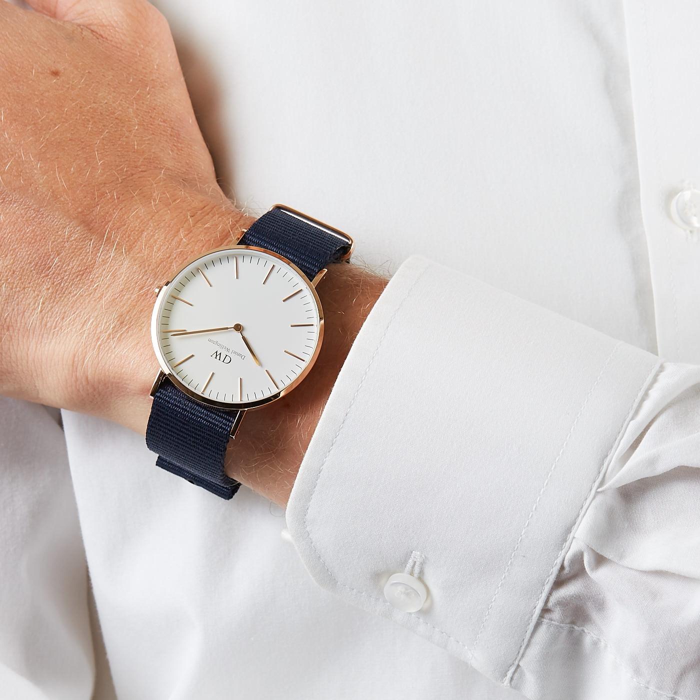 724c92c96925 Daniel Wellington Classic watch DW00100275 - Watches