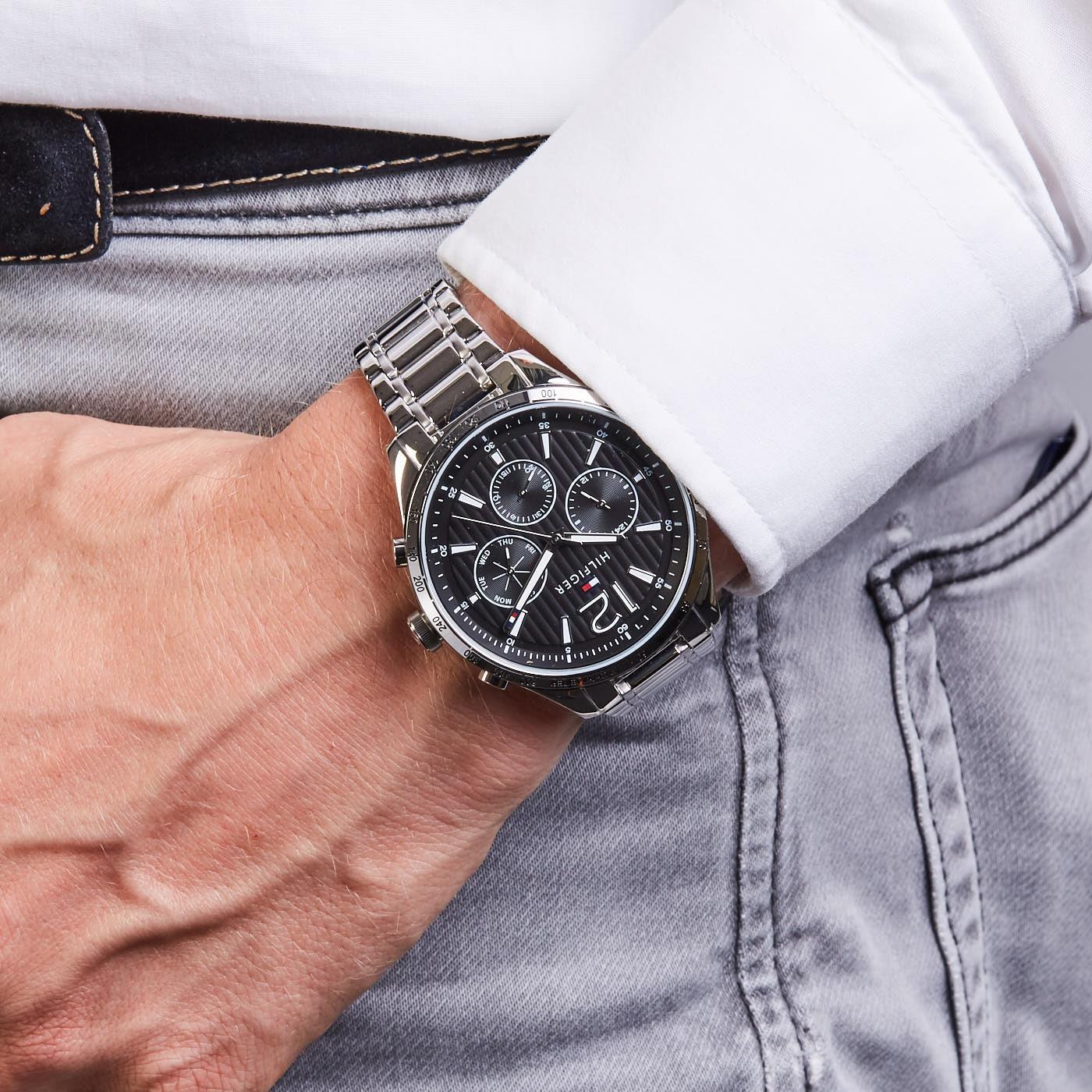 Tommy Hilfiger Gavin horloge TH1791469